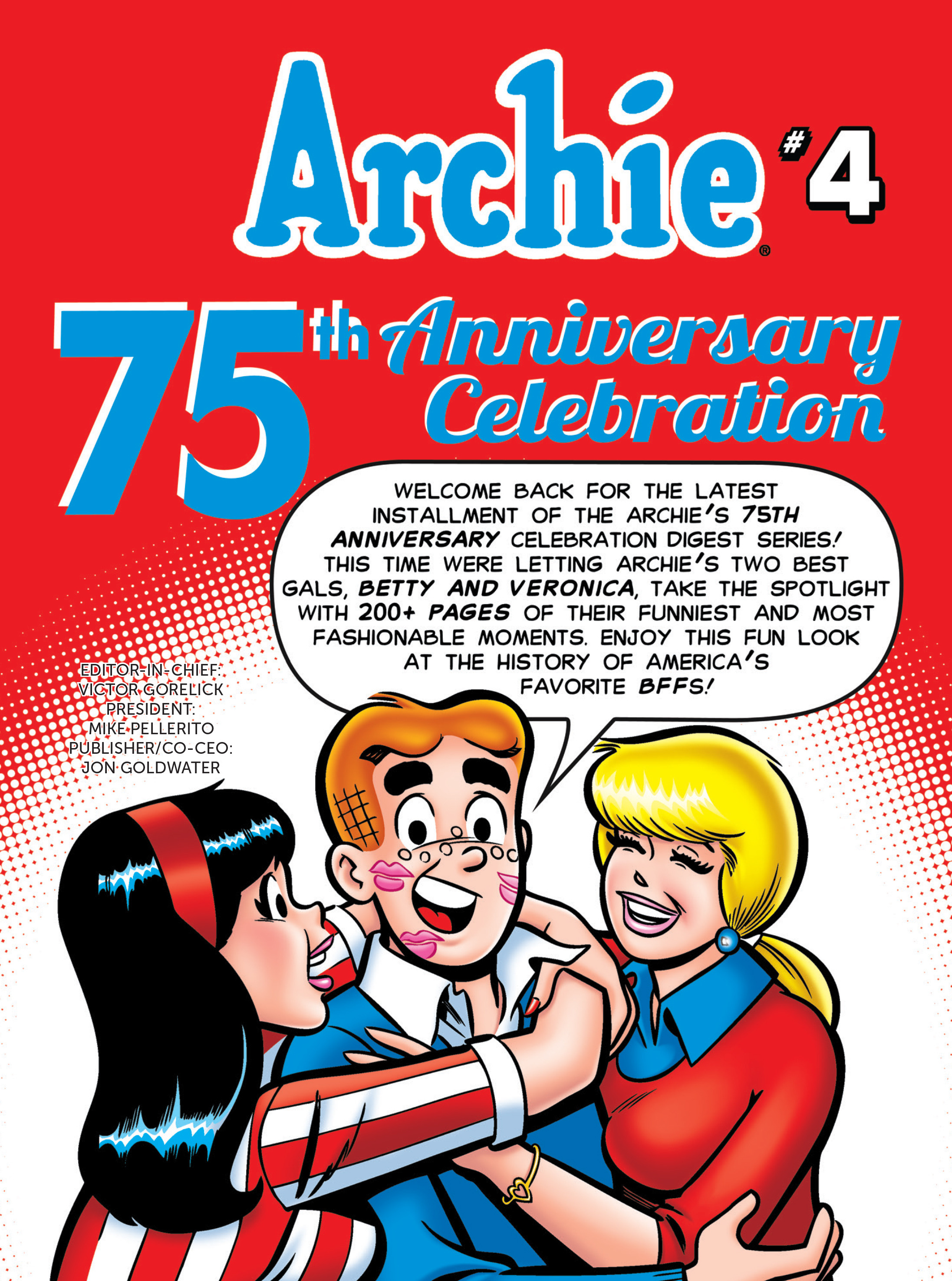 Read online Archie 75th Anniversary Digest comic -  Issue #4 - 2
