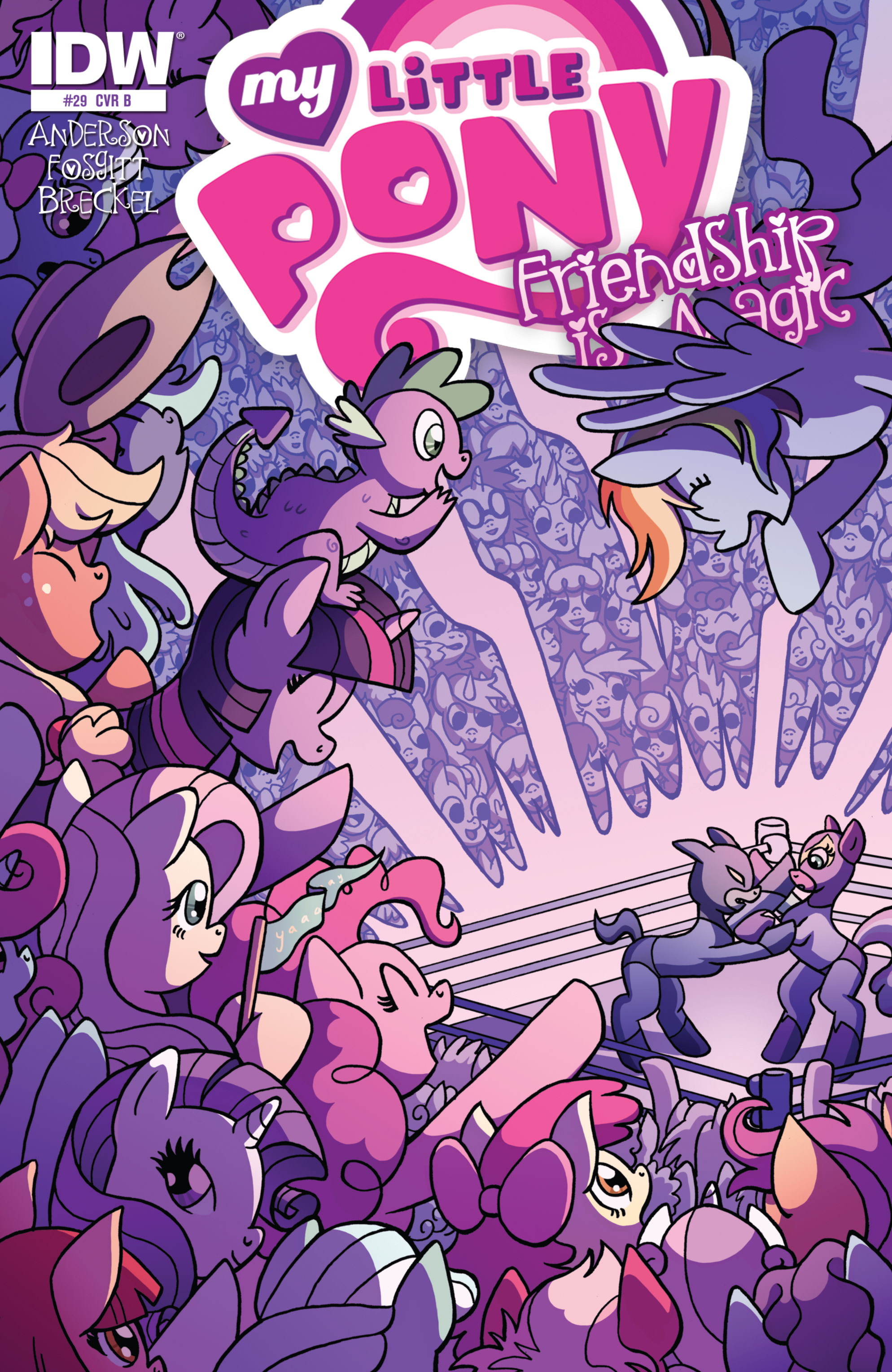 My Little Pony: Friendship is Magic 29 Page 2