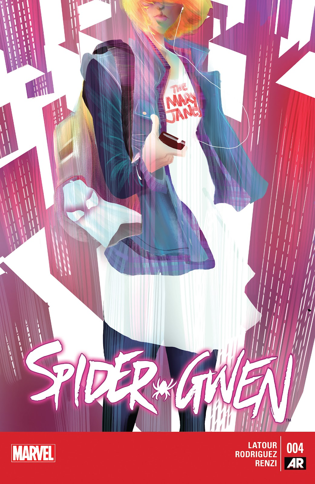 Spider-Gwen [I] 4 Page 1