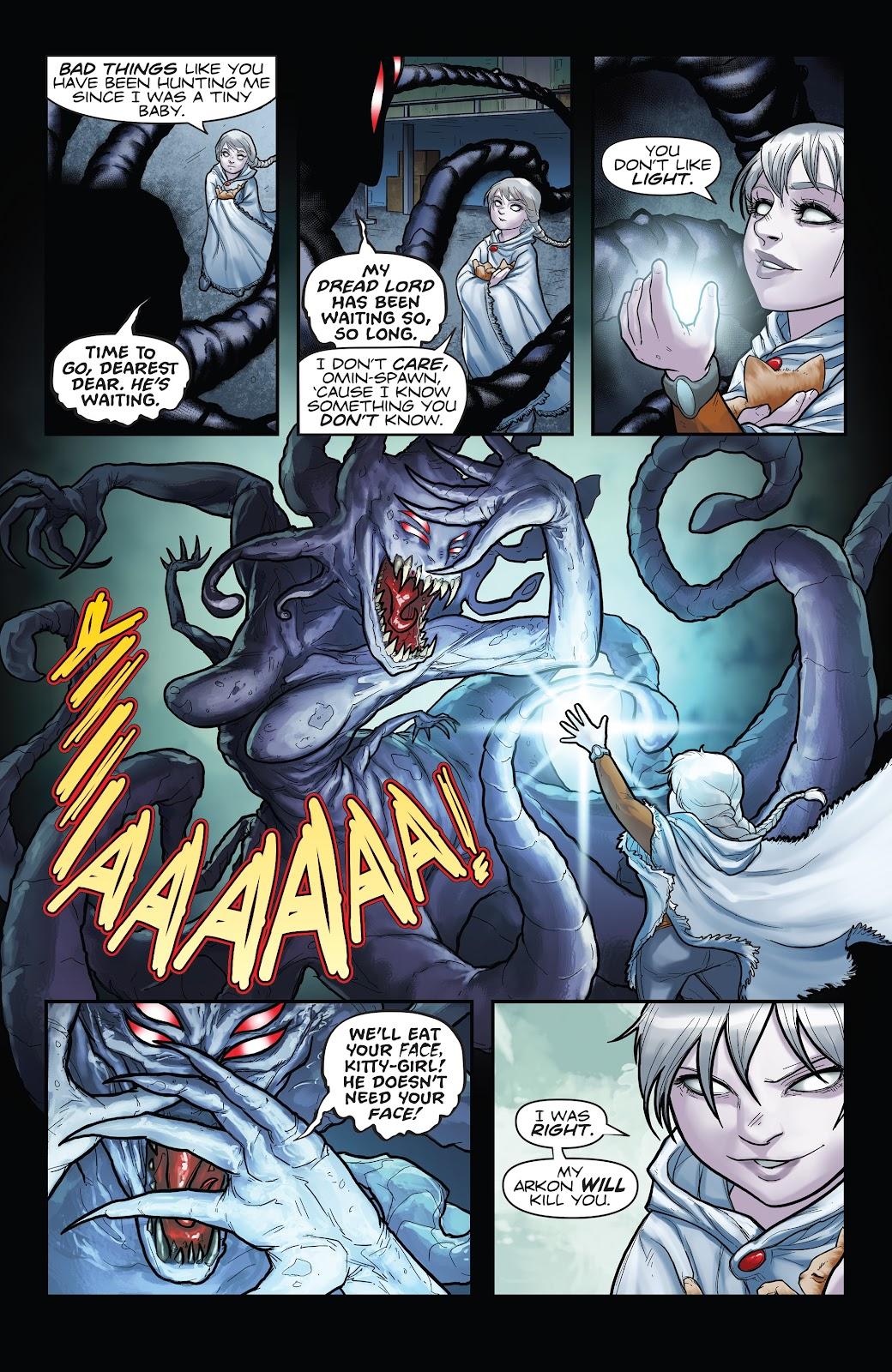Read online Giantkillers One-Shot comic -  Issue # Full - 44