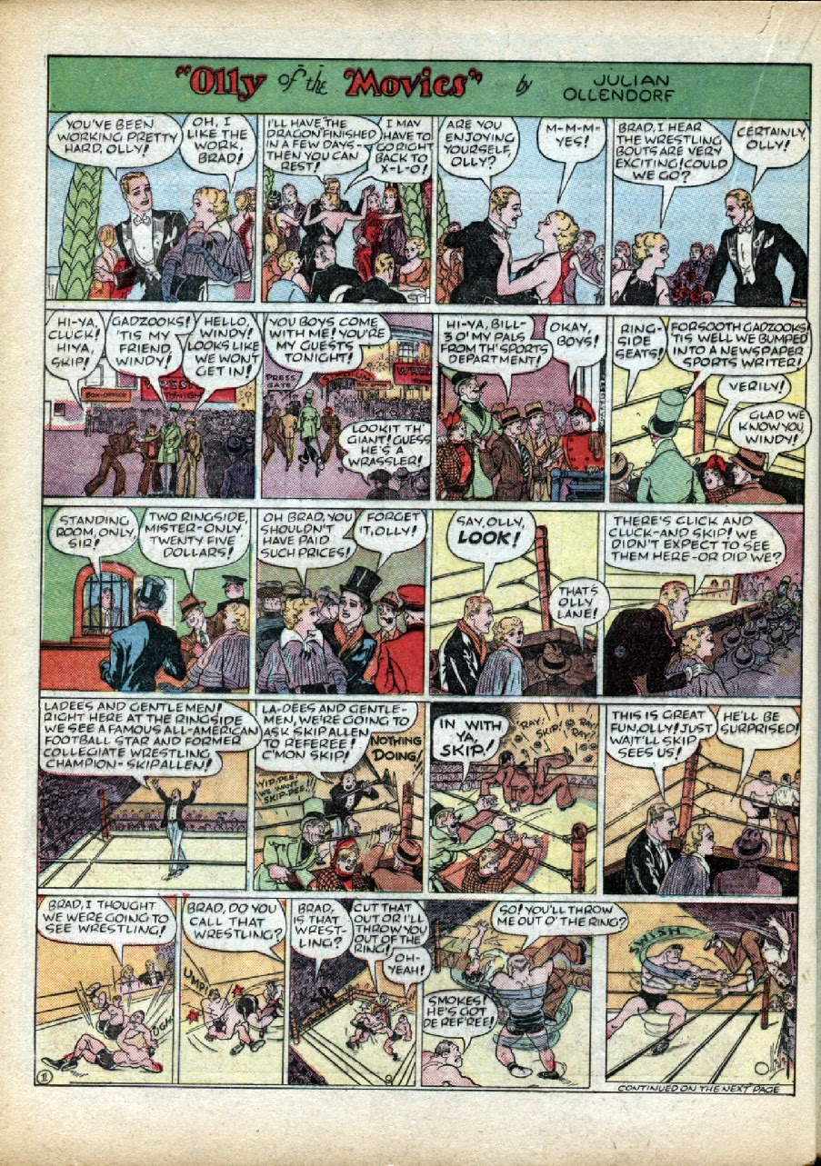 Read online Famous Funnies comic -  Issue #46 - 44