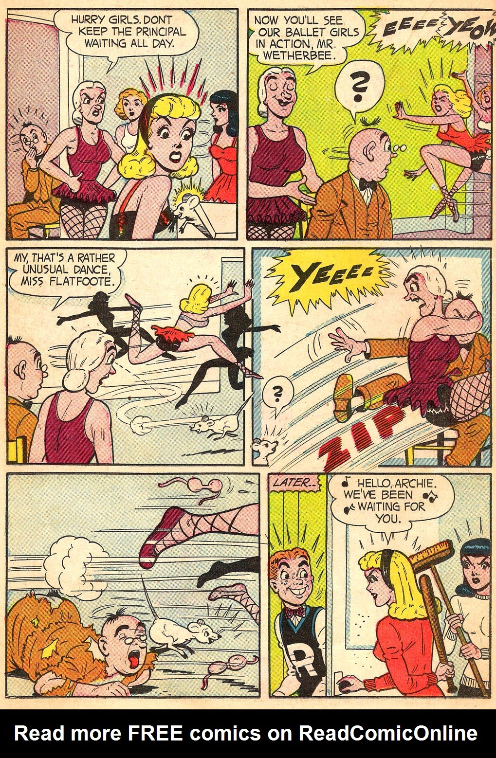 Archie Comics issue 027 - Page 26