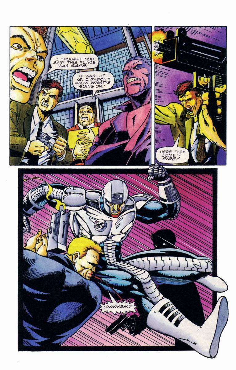 Read online Secret Weapons comic -  Issue #19 - 4
