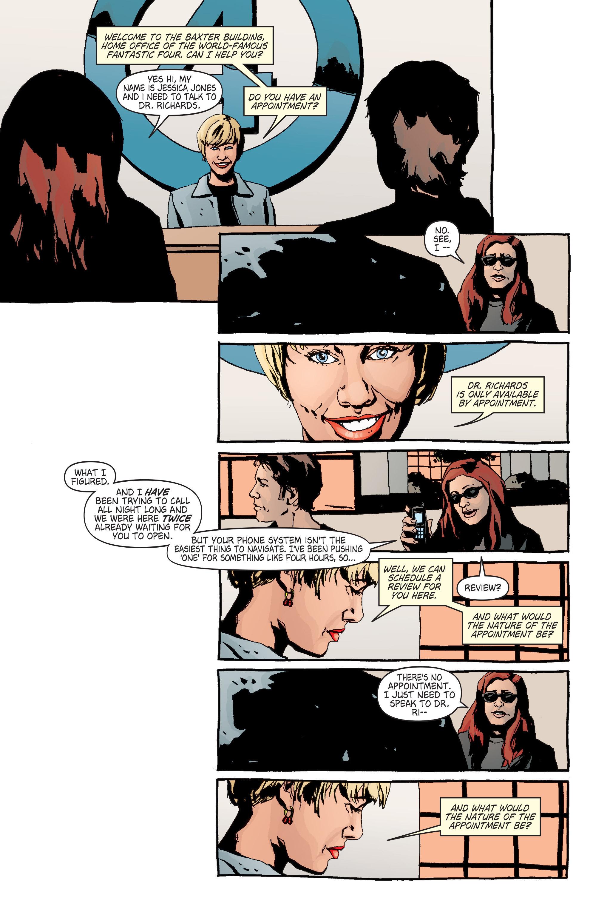 Read online Alias comic -  Issue #8 - 17