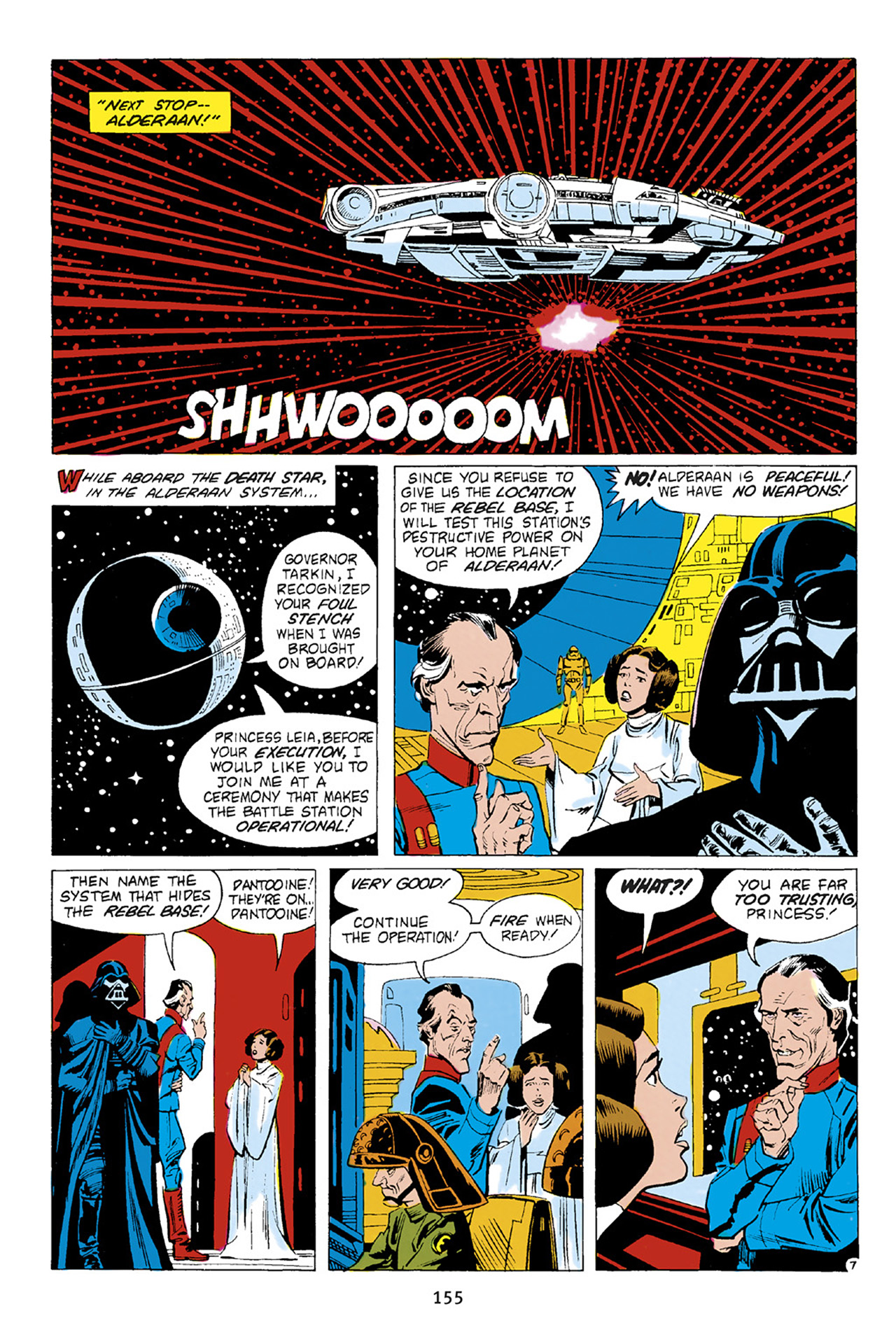 Read online Star Wars Omnibus comic -  Issue # Vol. 23 - 154