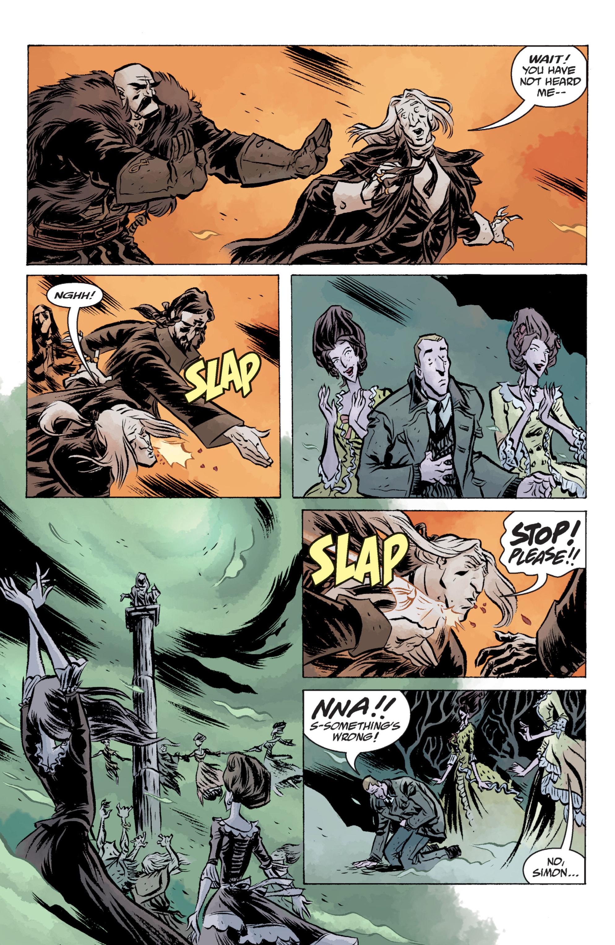 Read online B.P.R.D. (2003) comic -  Issue # TPB 13 - 76