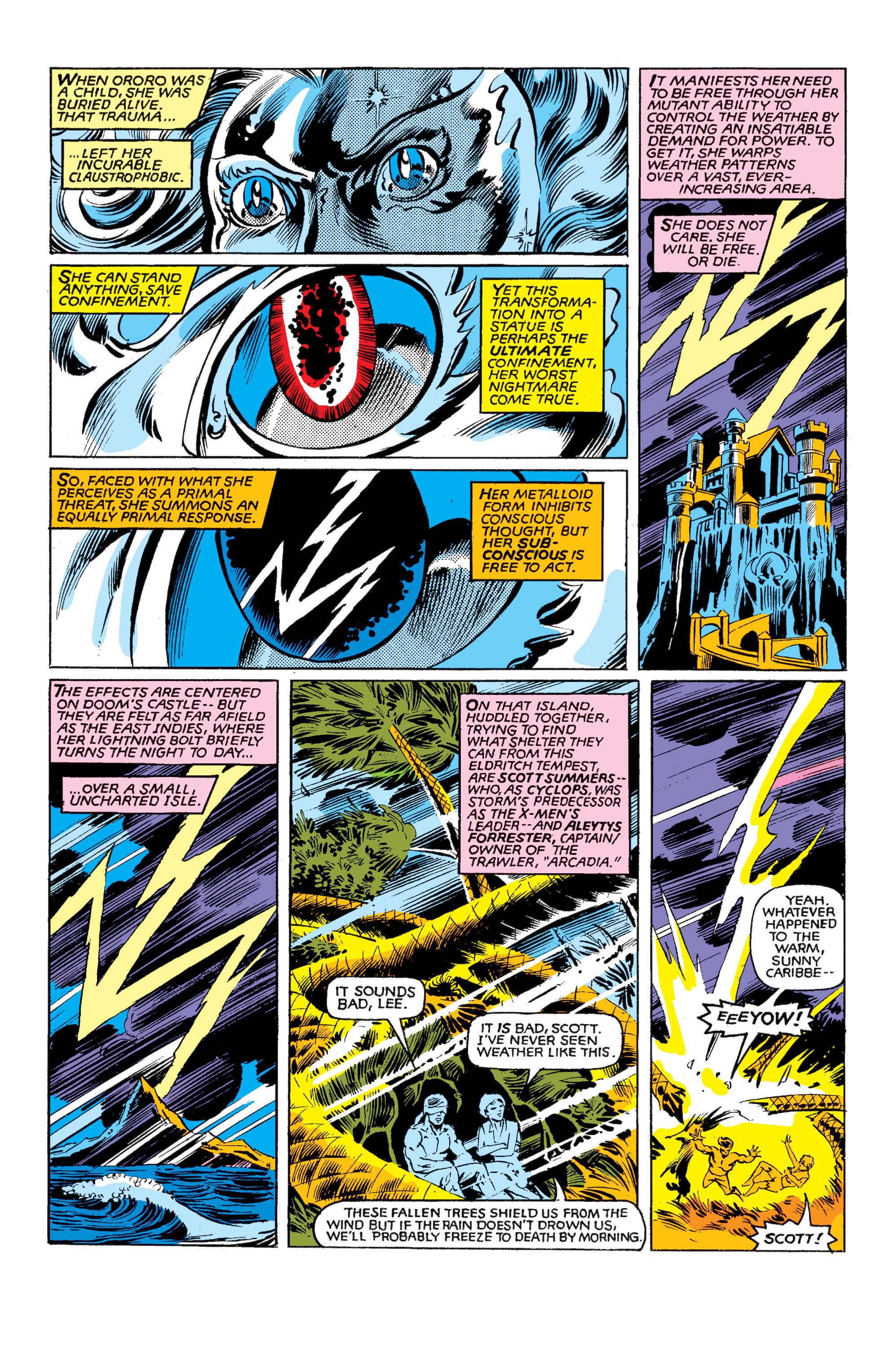Read online Uncanny X-Men (1963) comic -  Issue #146 - 8