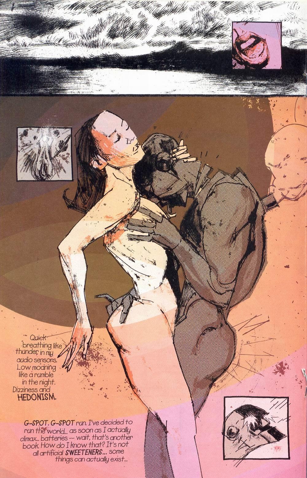 Read online Automatic Kafka comic -  Issue #6 - 14