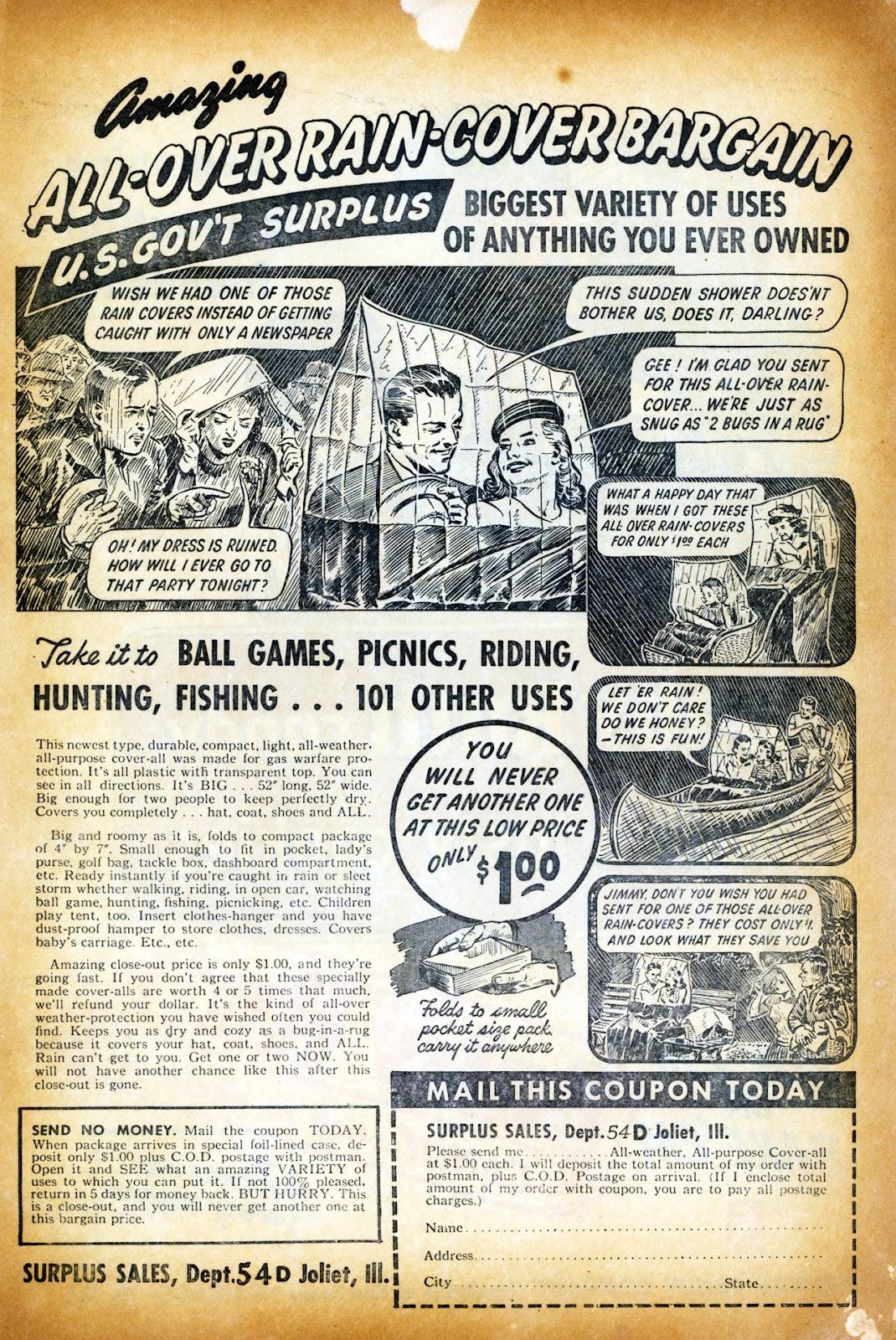 Georgie Comics (1945) issue 17 - Page 51