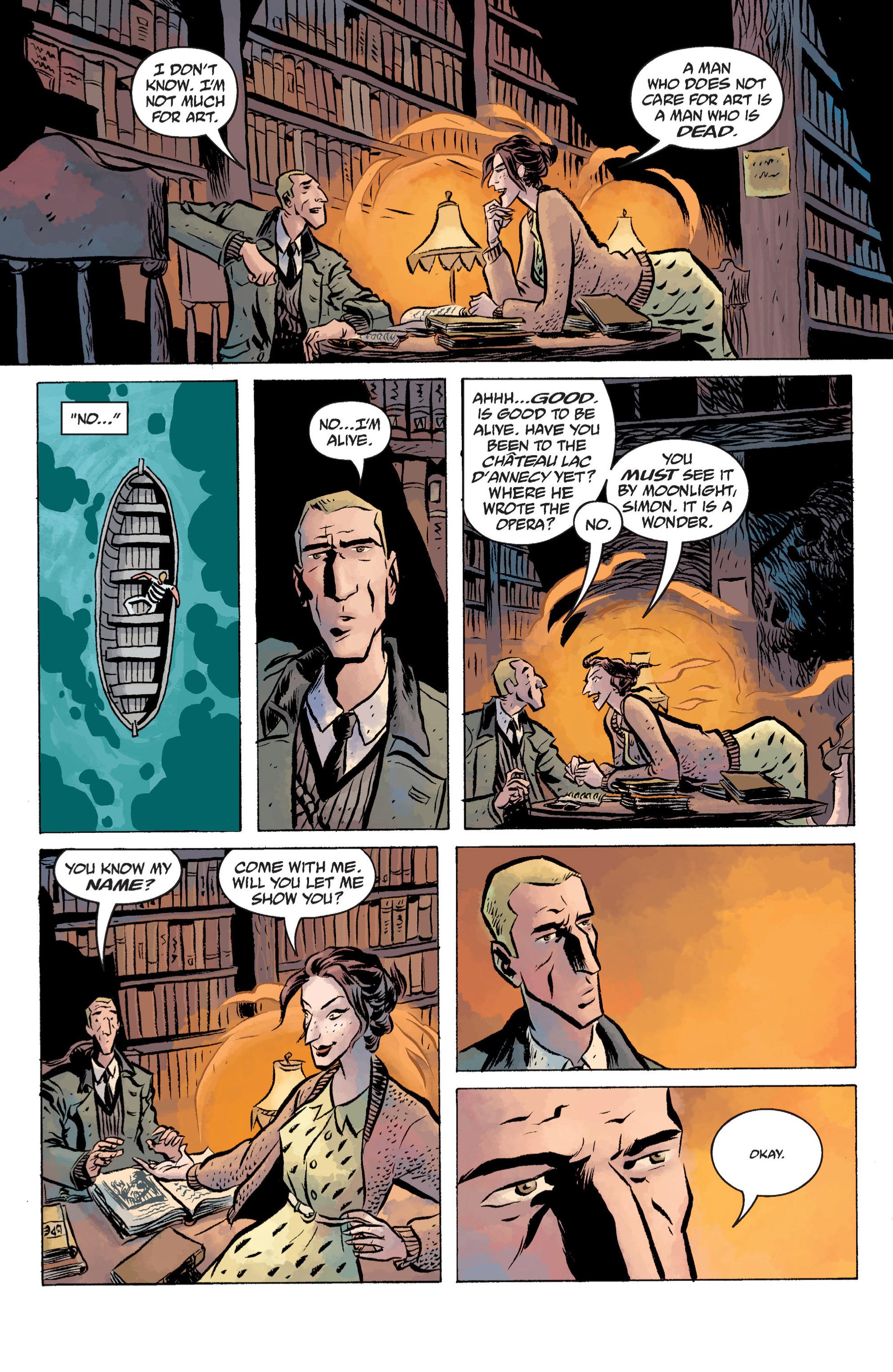 Read online B.P.R.D. (2003) comic -  Issue # TPB 13 - 29