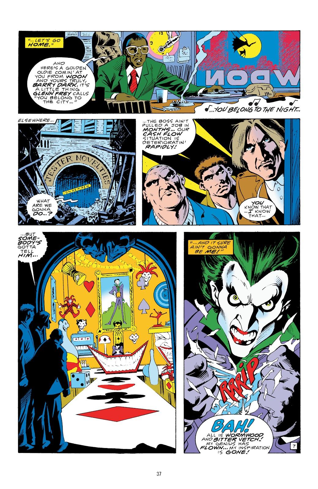 Read online Detective Comics (1937) comic -  Issue # _TPB Batman - The Dark Knight Detective 1 (Part 1) - 37