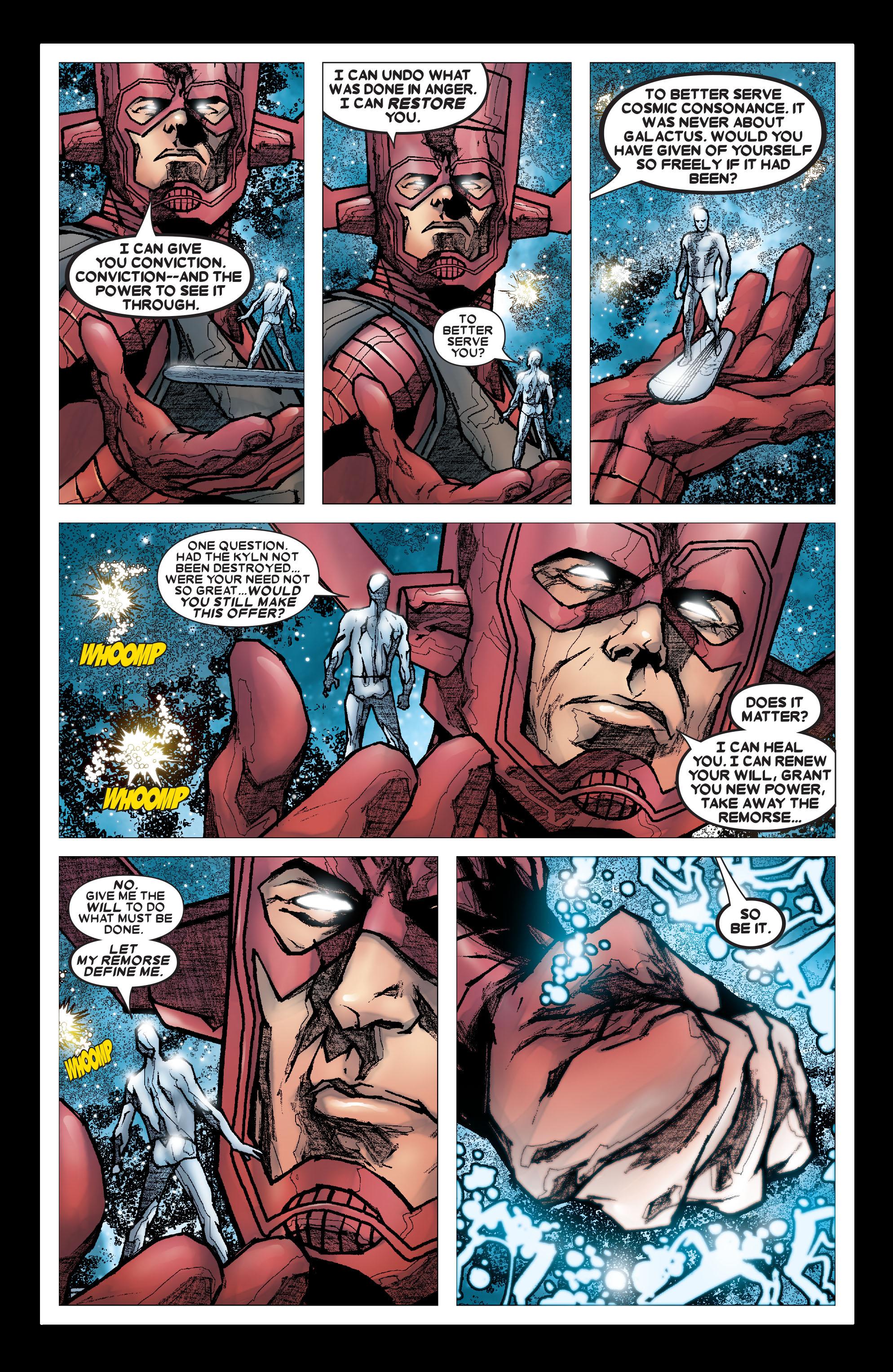 Read online Annihilation: Silver Surfer comic -  Issue #3 - 19