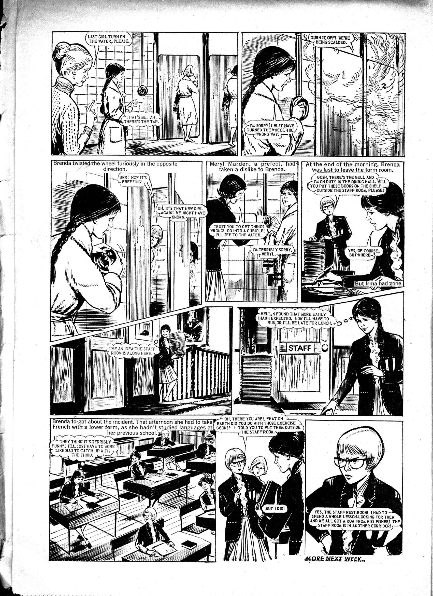 Read online Judy comic -  Issue #395 - 12