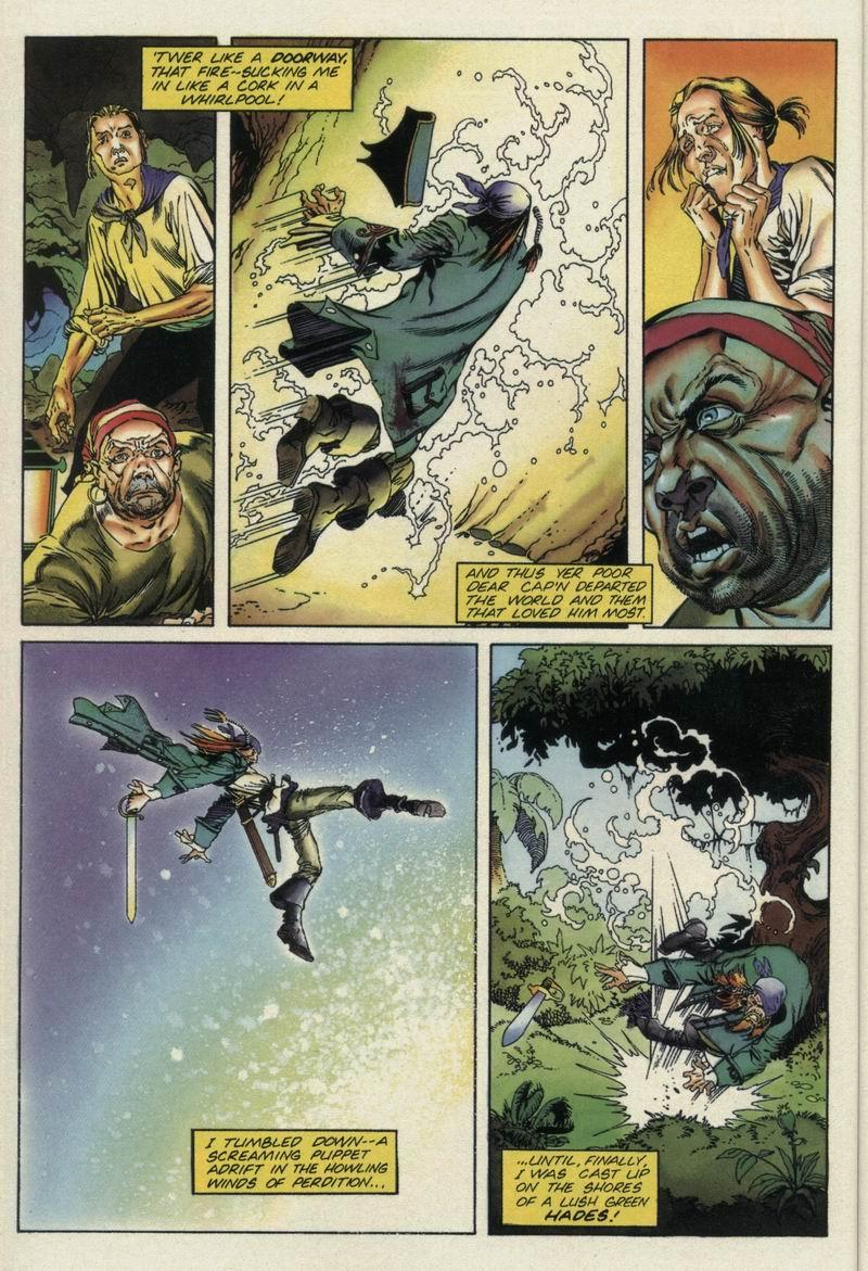 Read online Turok, Dinosaur Hunter (1993) comic -  Issue #13 - 6