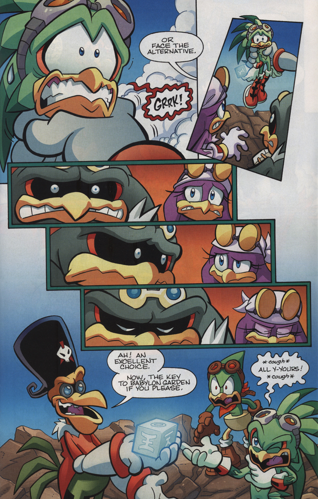 Read online Sonic Universe comic -  Issue #34 - 27
