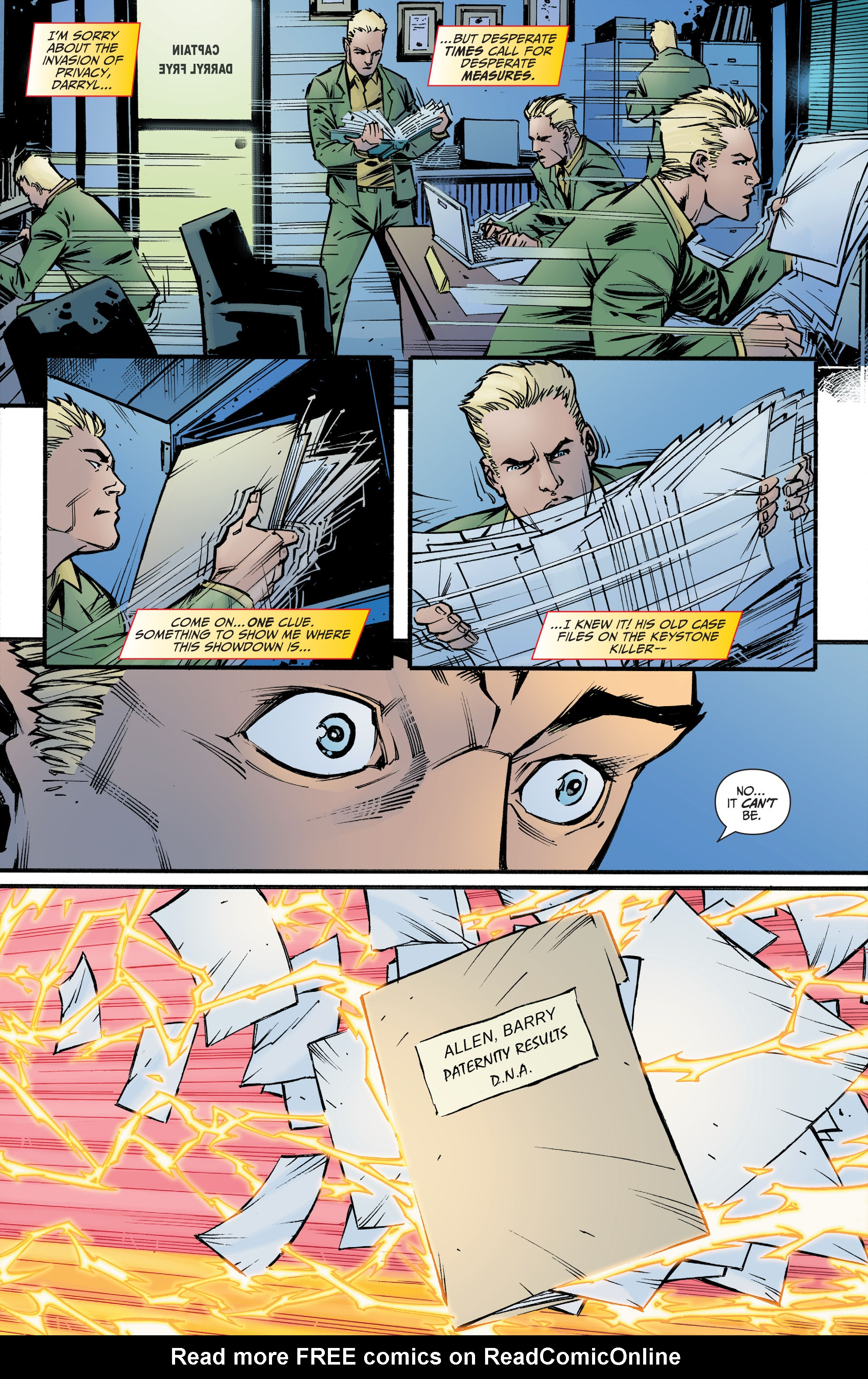 Read online The Flash (2011) comic -  Issue # _TPB 5 - 114
