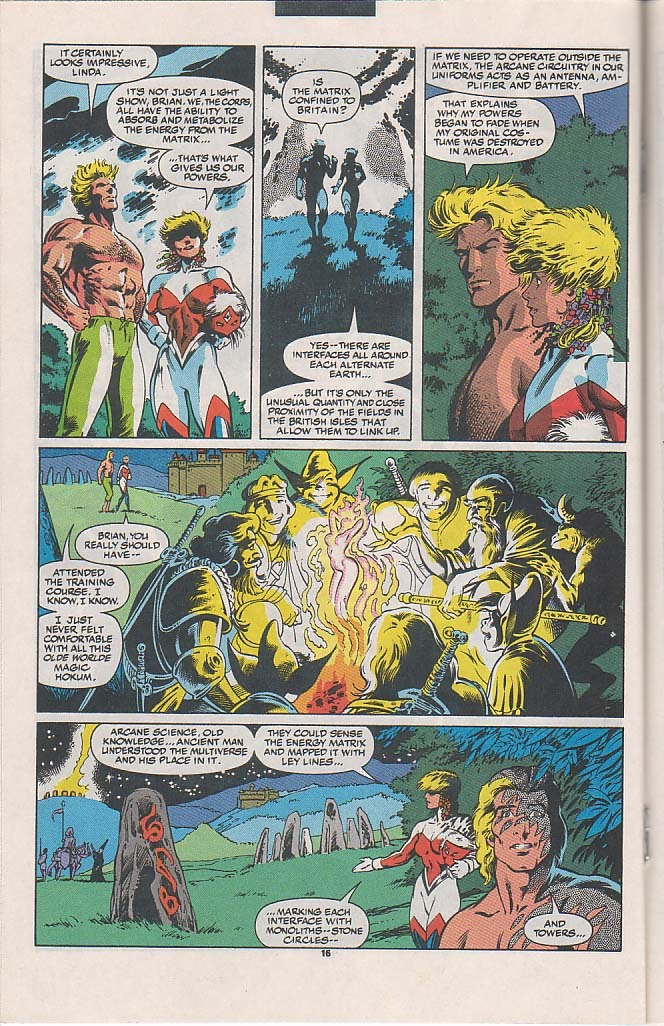 Excalibur (1988) issue 45 - Page 12