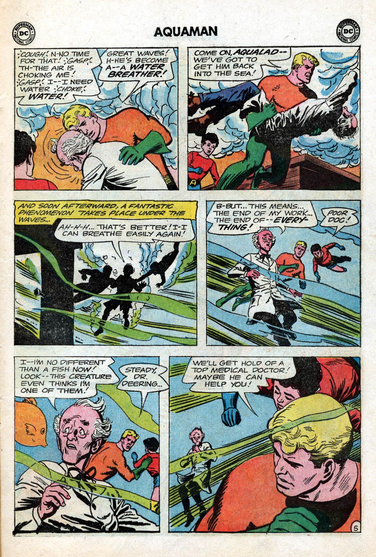 Read online Aquaman (1962) comic -  Issue #15 - 7