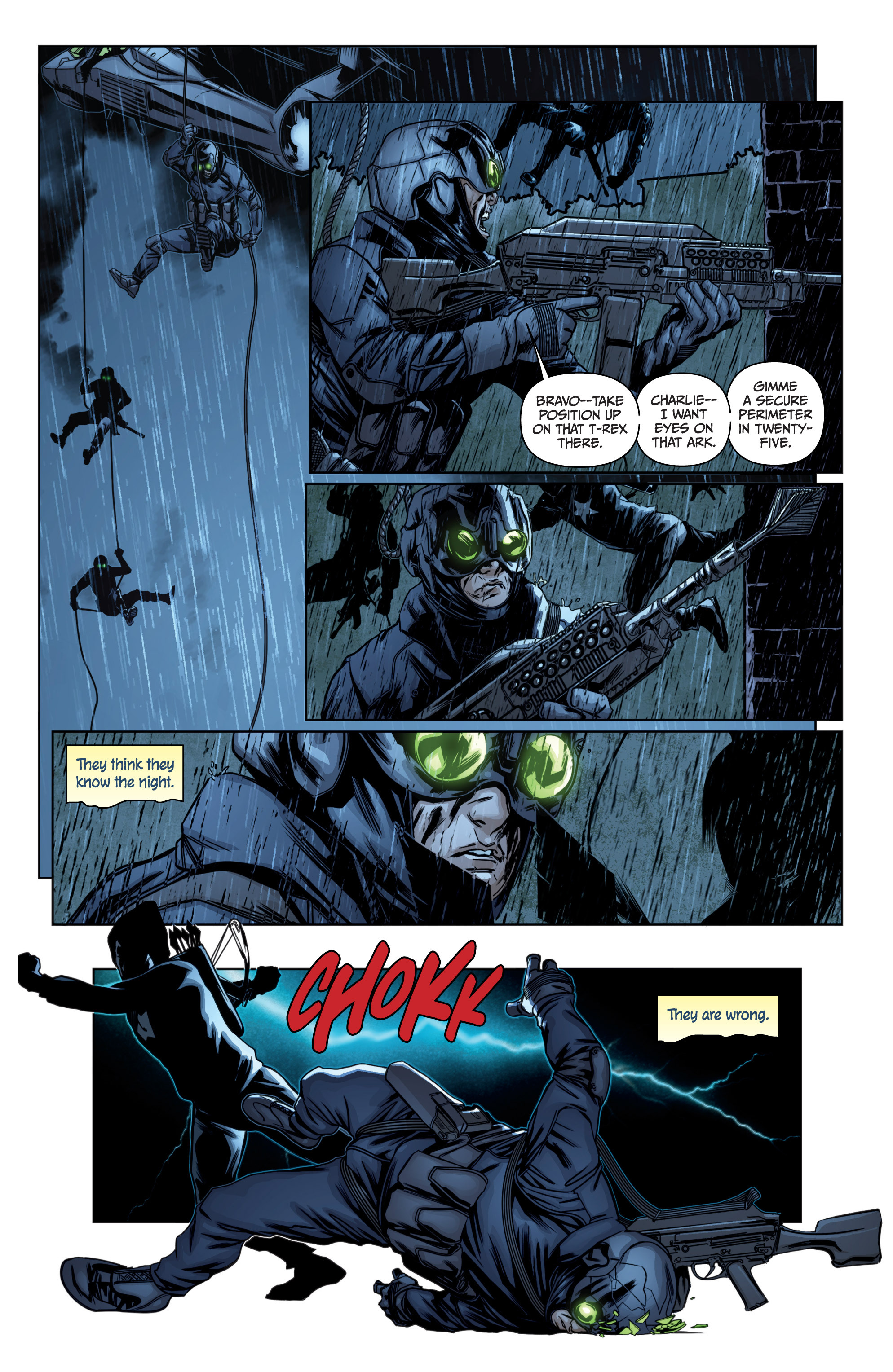Read online Archer and Armstrong comic -  Issue #Archer and Armstrong _TPB 4 - 19