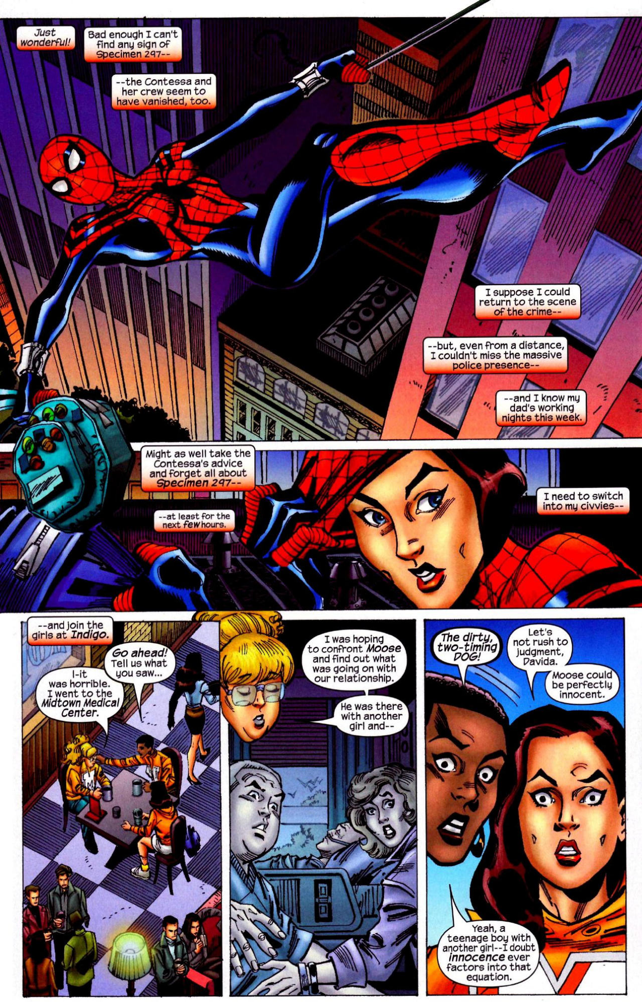 Read online Amazing Spider-Girl comic -  Issue #10 - 9