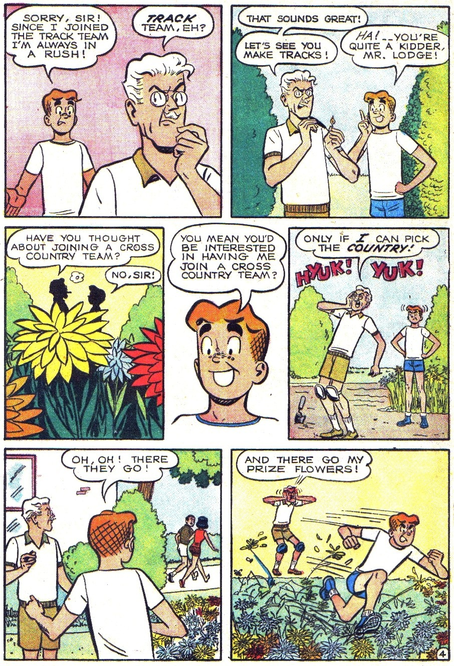 Read online Archie (1960) comic -  Issue #139 - 32