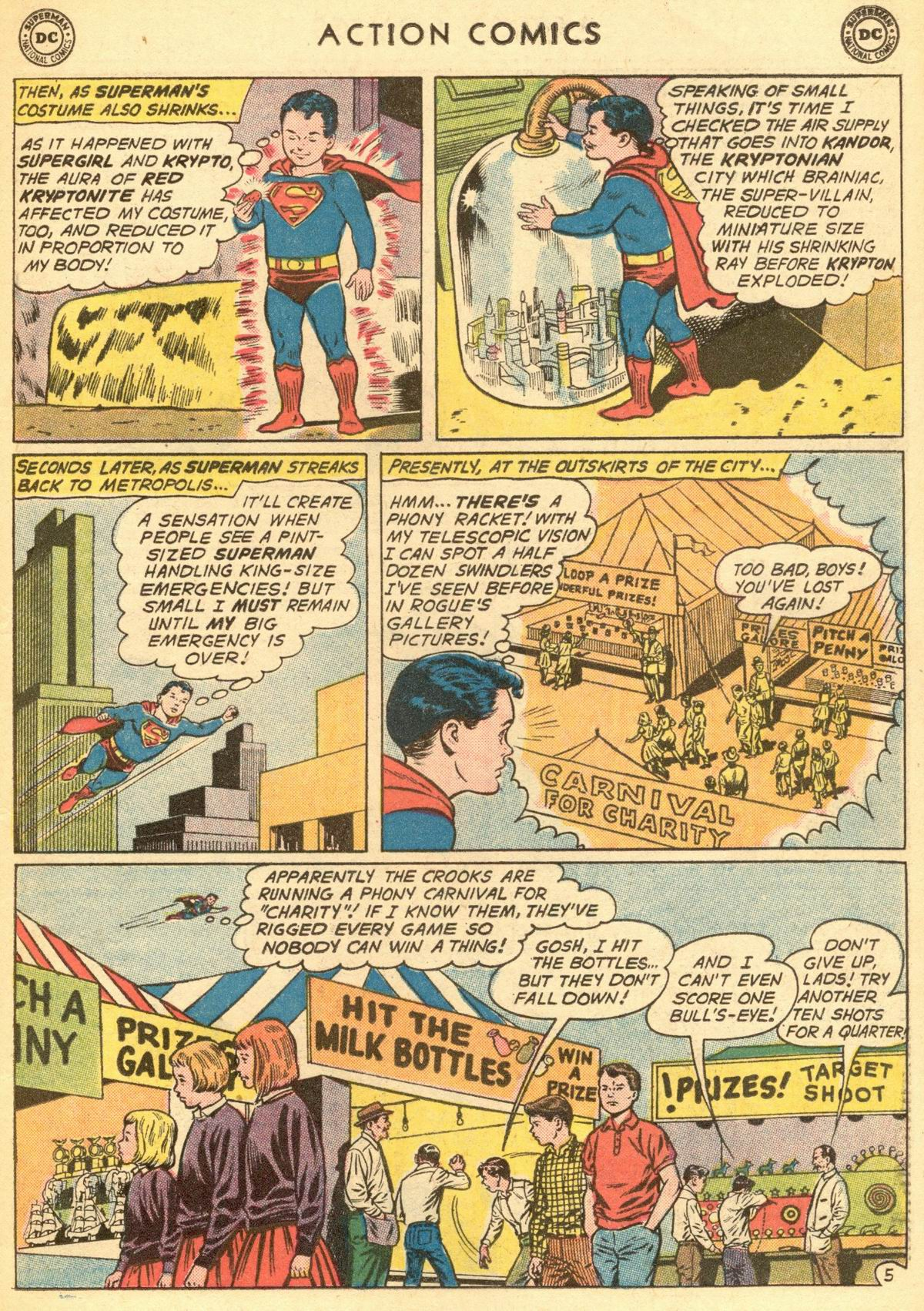Read online Action Comics (1938) comic -  Issue #284 - 7