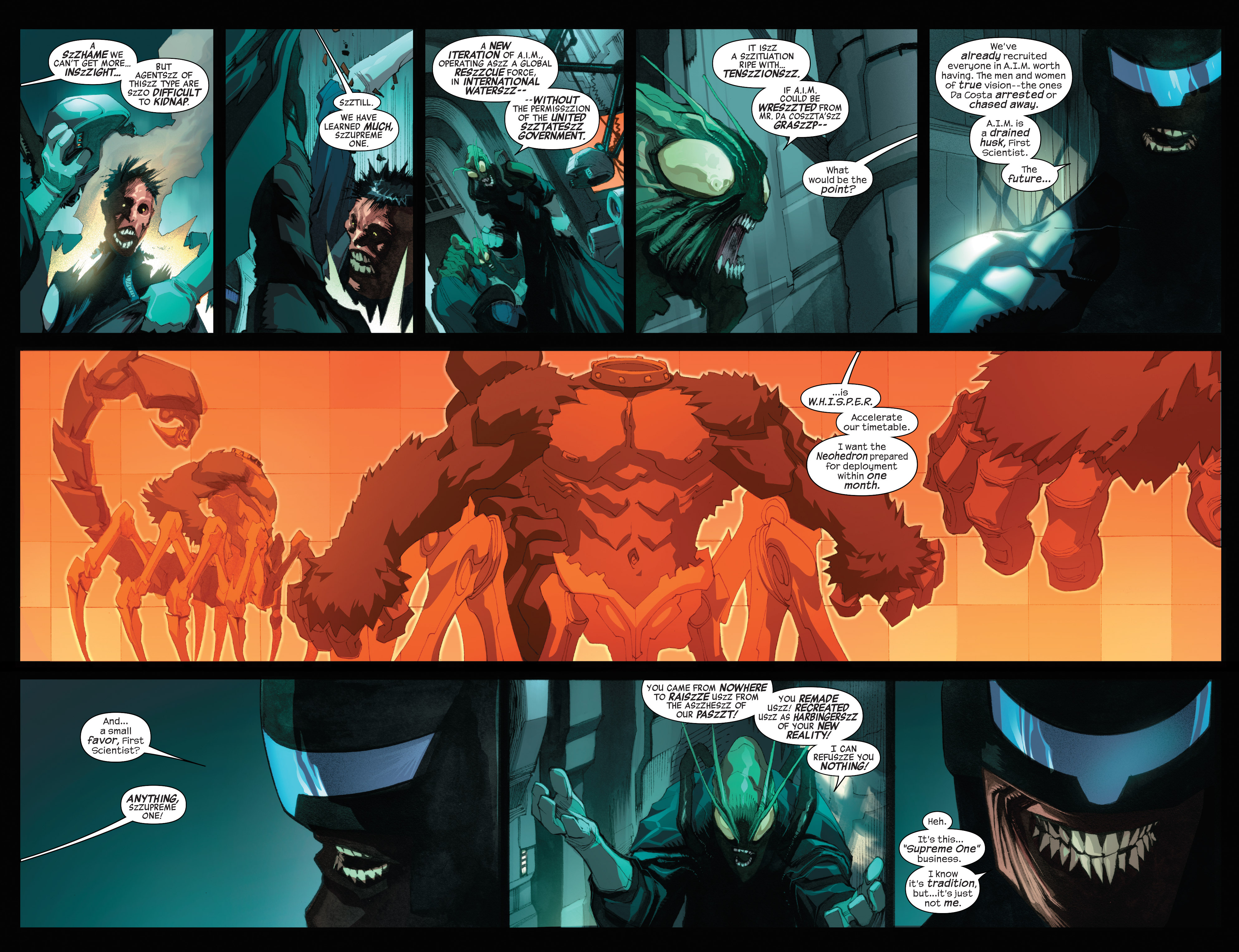 Avengers (2015) Full Page 26