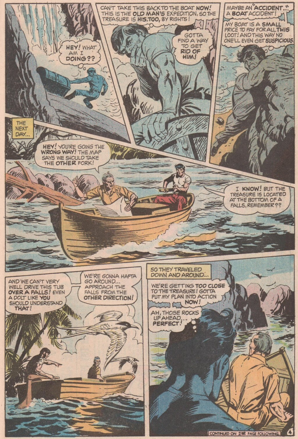 The Witching Hour (1969) issue 6 - Page 21
