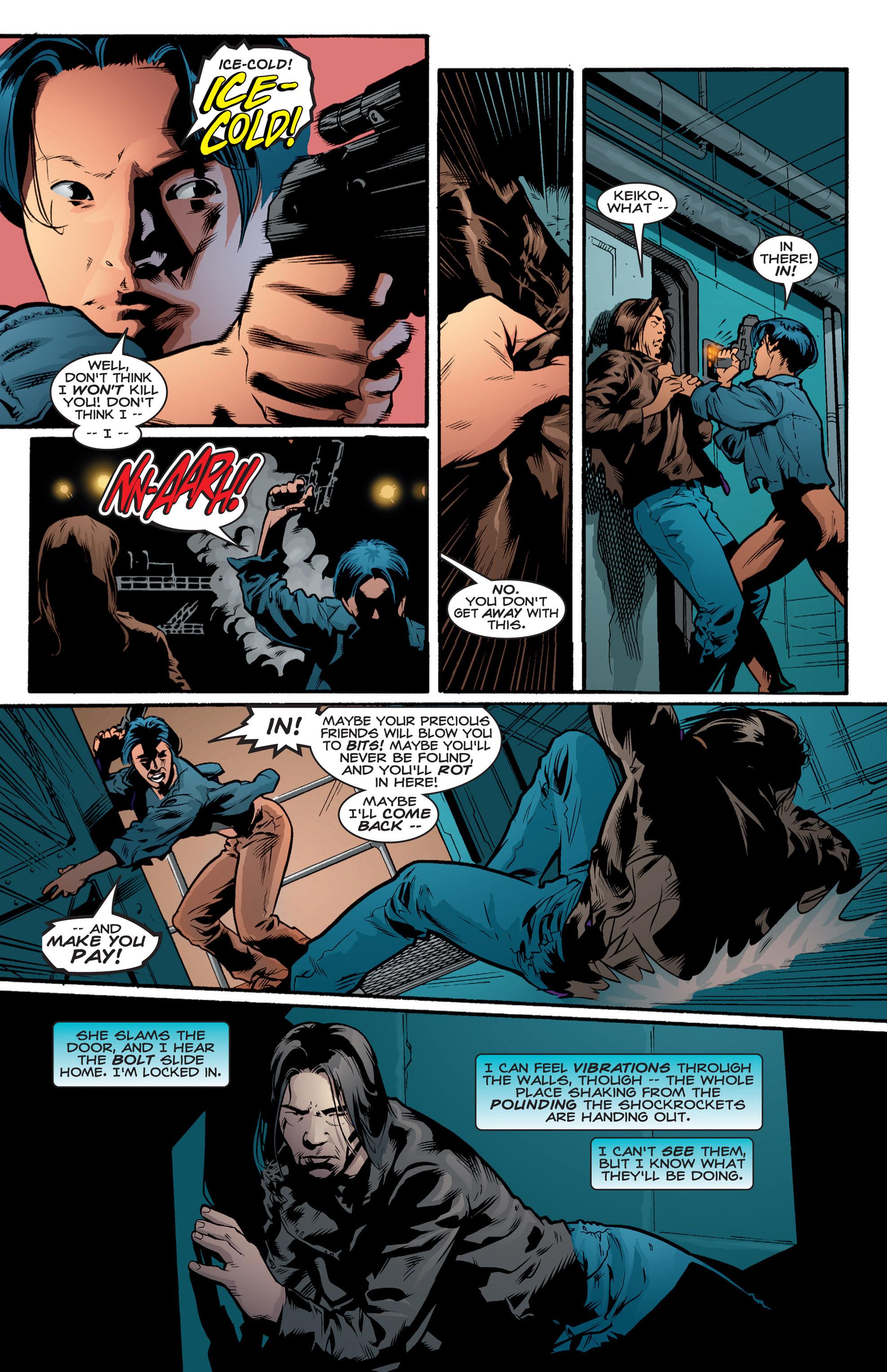 Read online Shockrockets comic -  Issue # TPB - 70