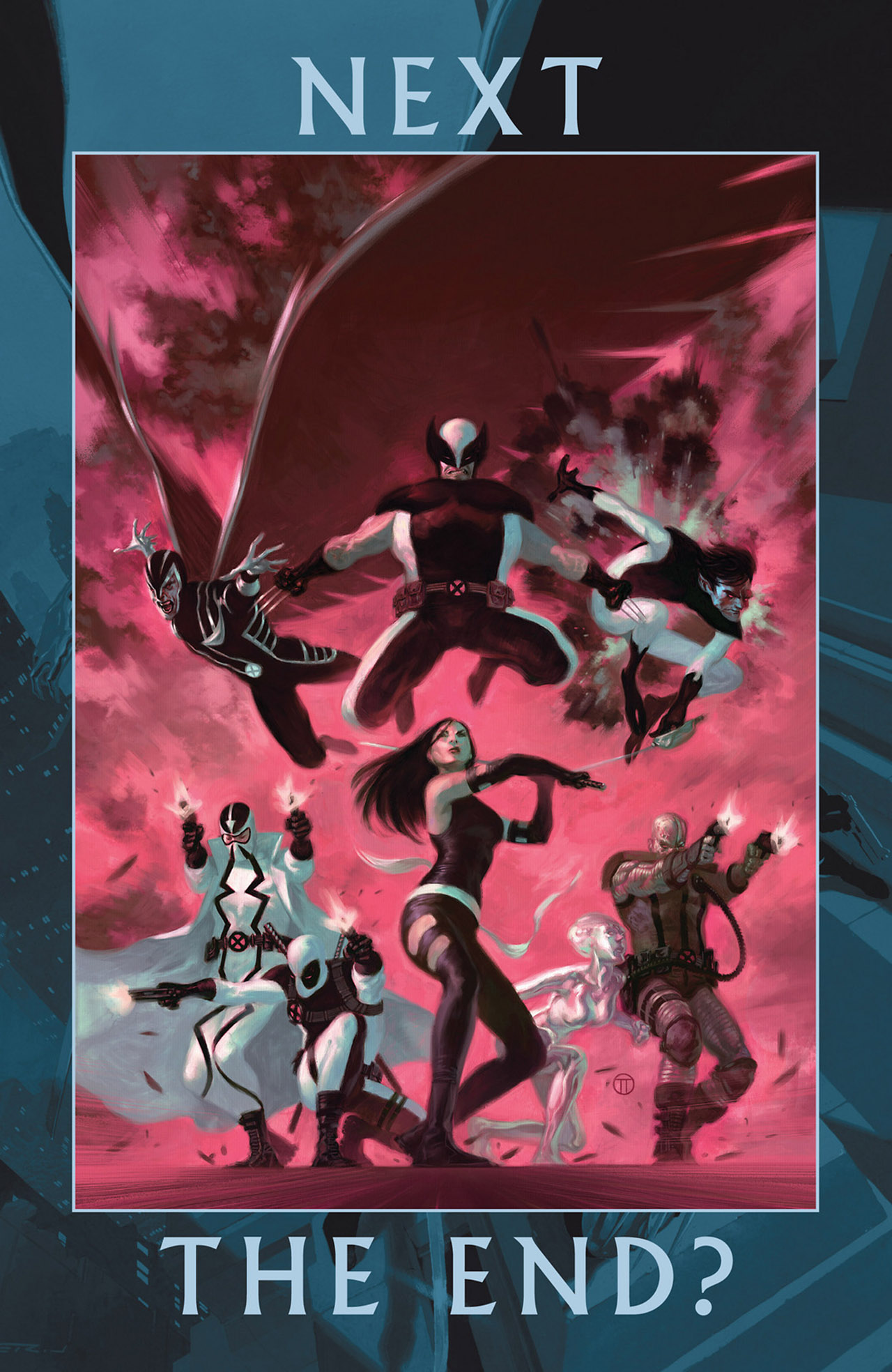 Read online Uncanny X-Force (2010) comic -  Issue #34 - 25