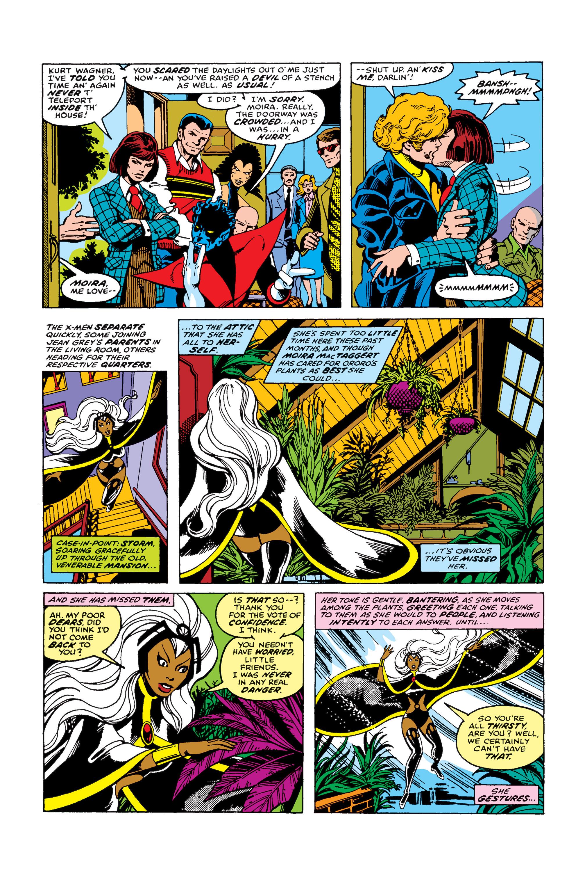 Read online Uncanny X-Men (1963) comic -  Issue #109 - 3