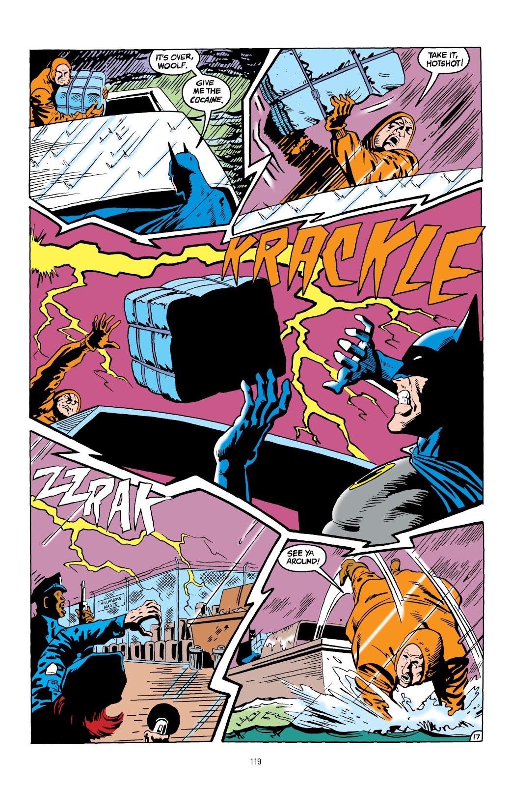 Read online Detective Comics (1937) comic -  Issue # _TPB Batman - The Dark Knight Detective 2 (Part 2) - 21