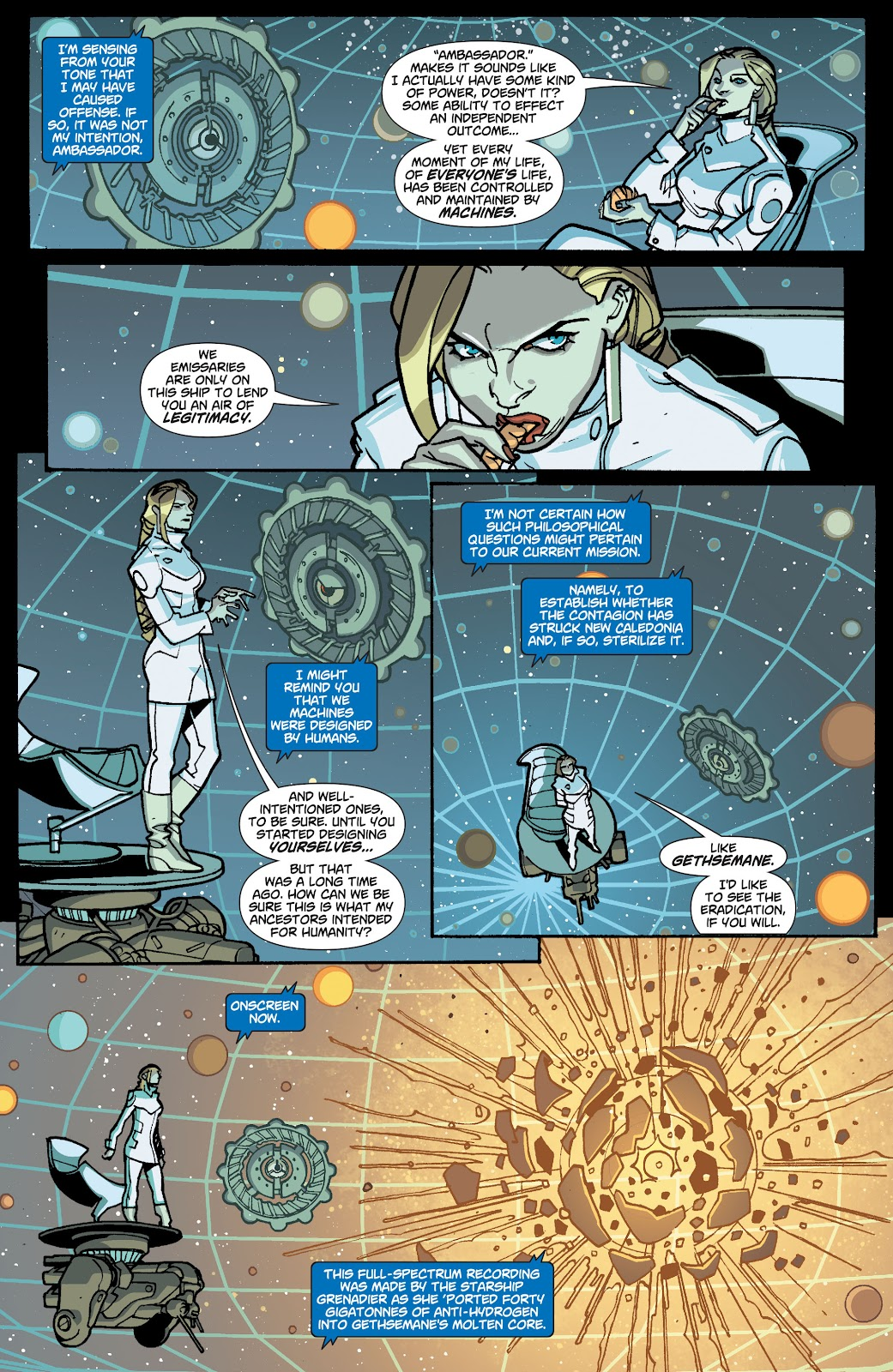 Read online Strange Adventures (2014) comic -  Issue # TPB (Part 1) - 88