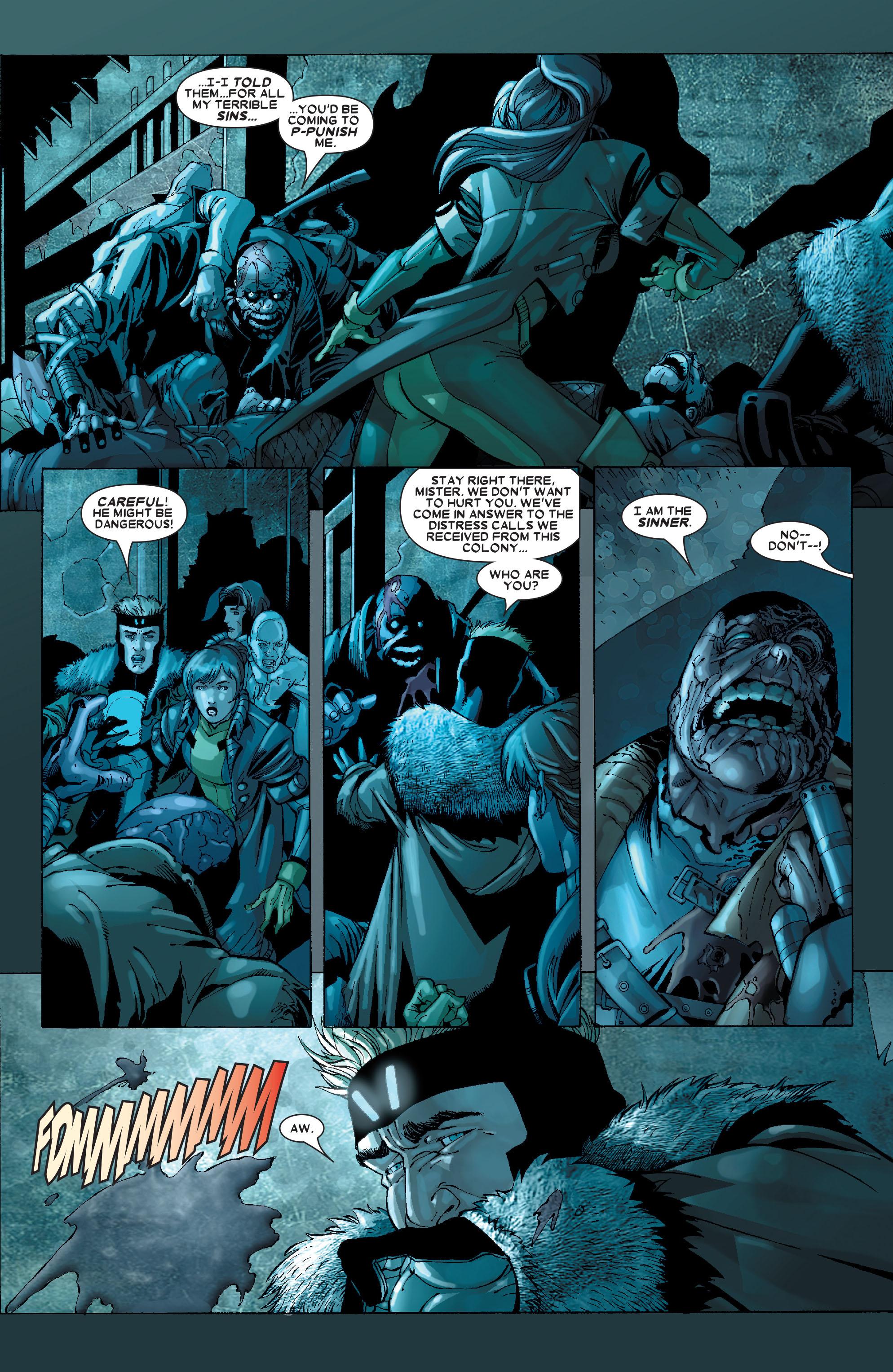 X-Men (1991) 166 Page 6