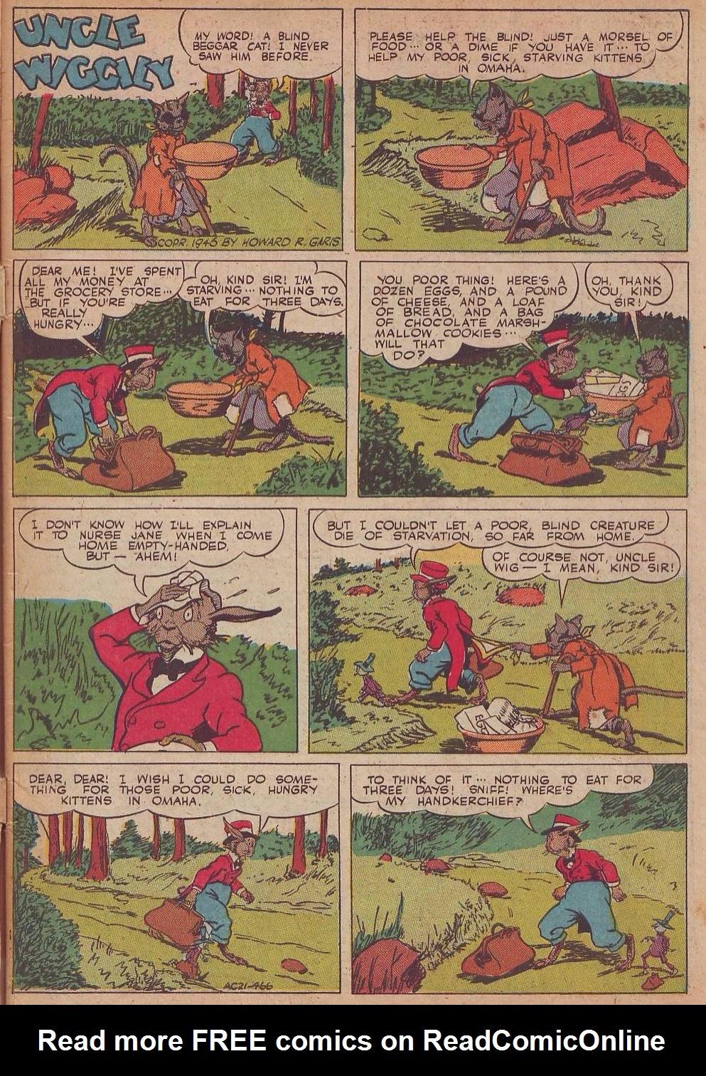Read online Animal Comics comic -  Issue #21 - 3