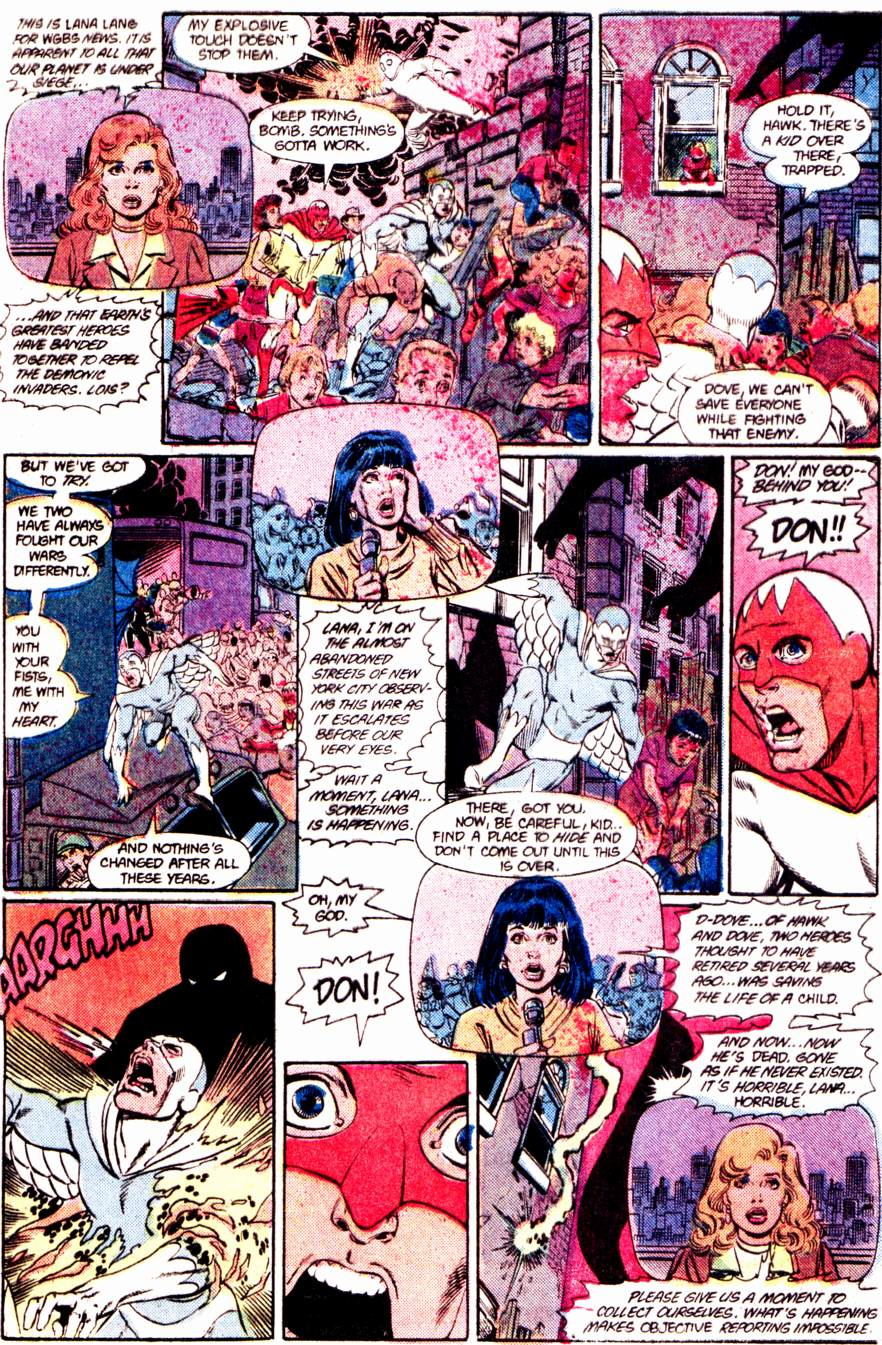 Crisis on Infinite Earths (1985) 12 Page 15