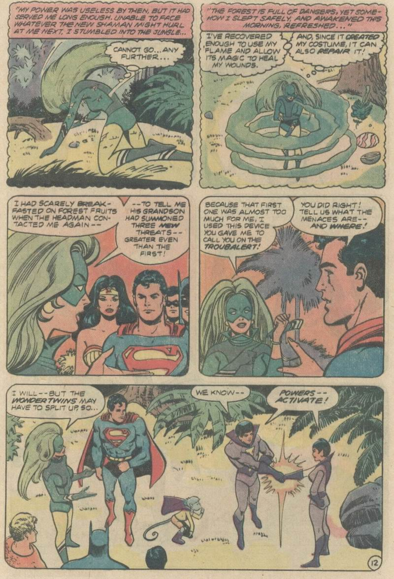 The Super Friends Issue #47 #47 - English 13