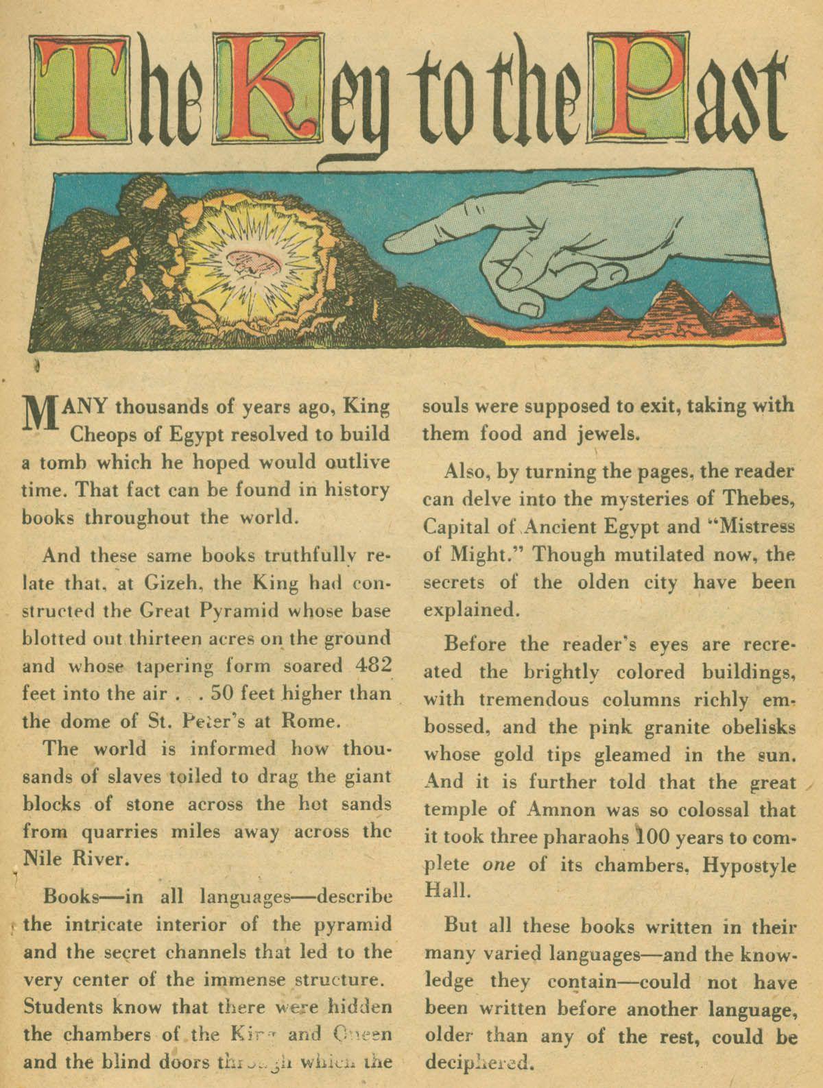 Read online Adventure Comics (1938) comic -  Issue #142 - 38