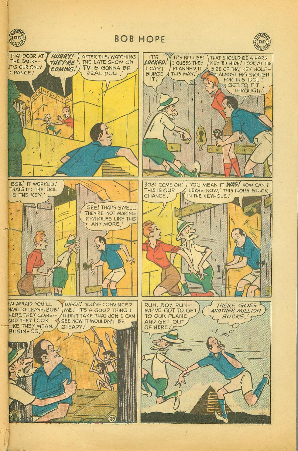 The Adventures of Bob Hope issue 64 - Page 31