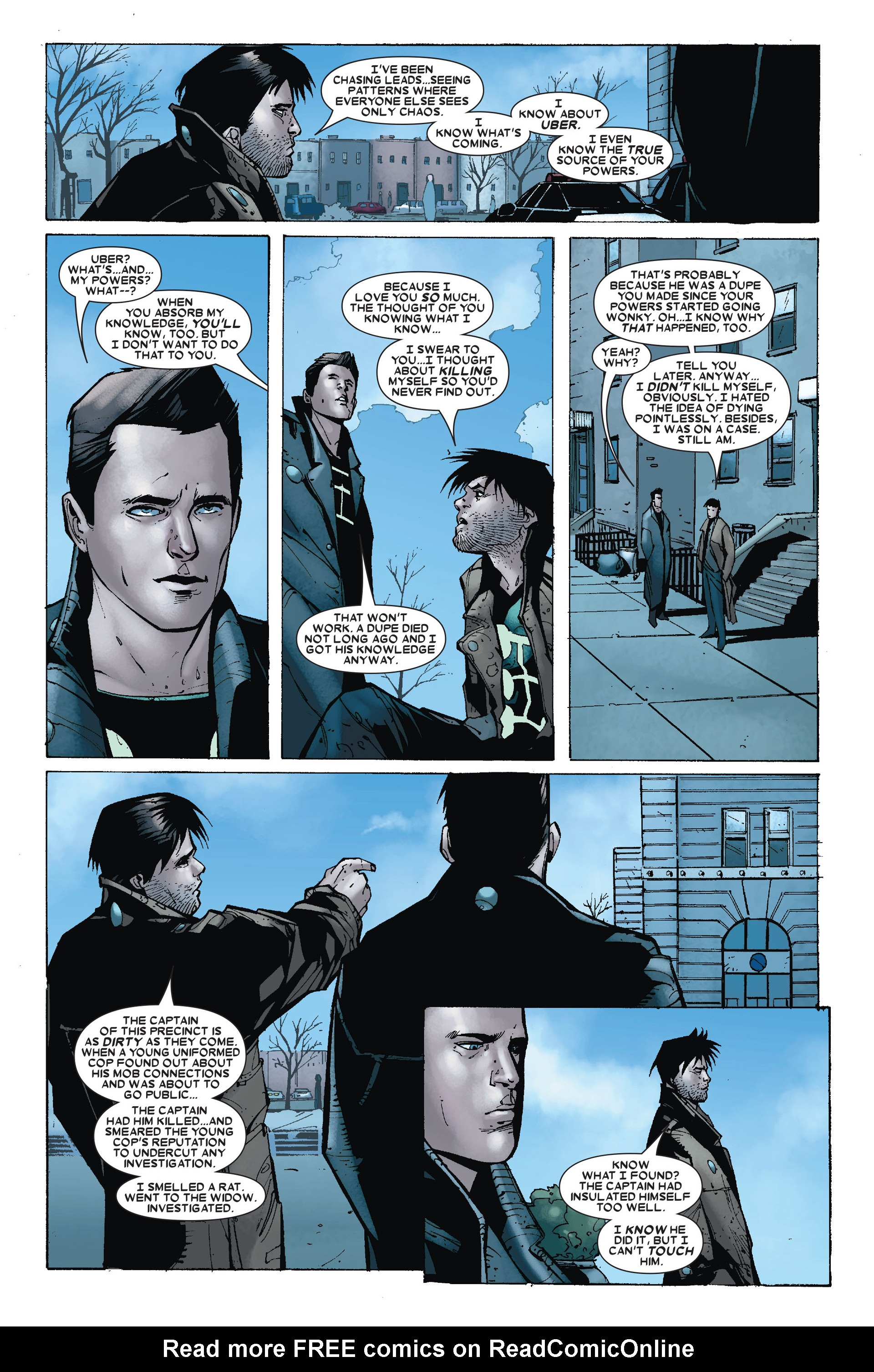Read online X-Factor (2006) comic -  Issue #17 - 8