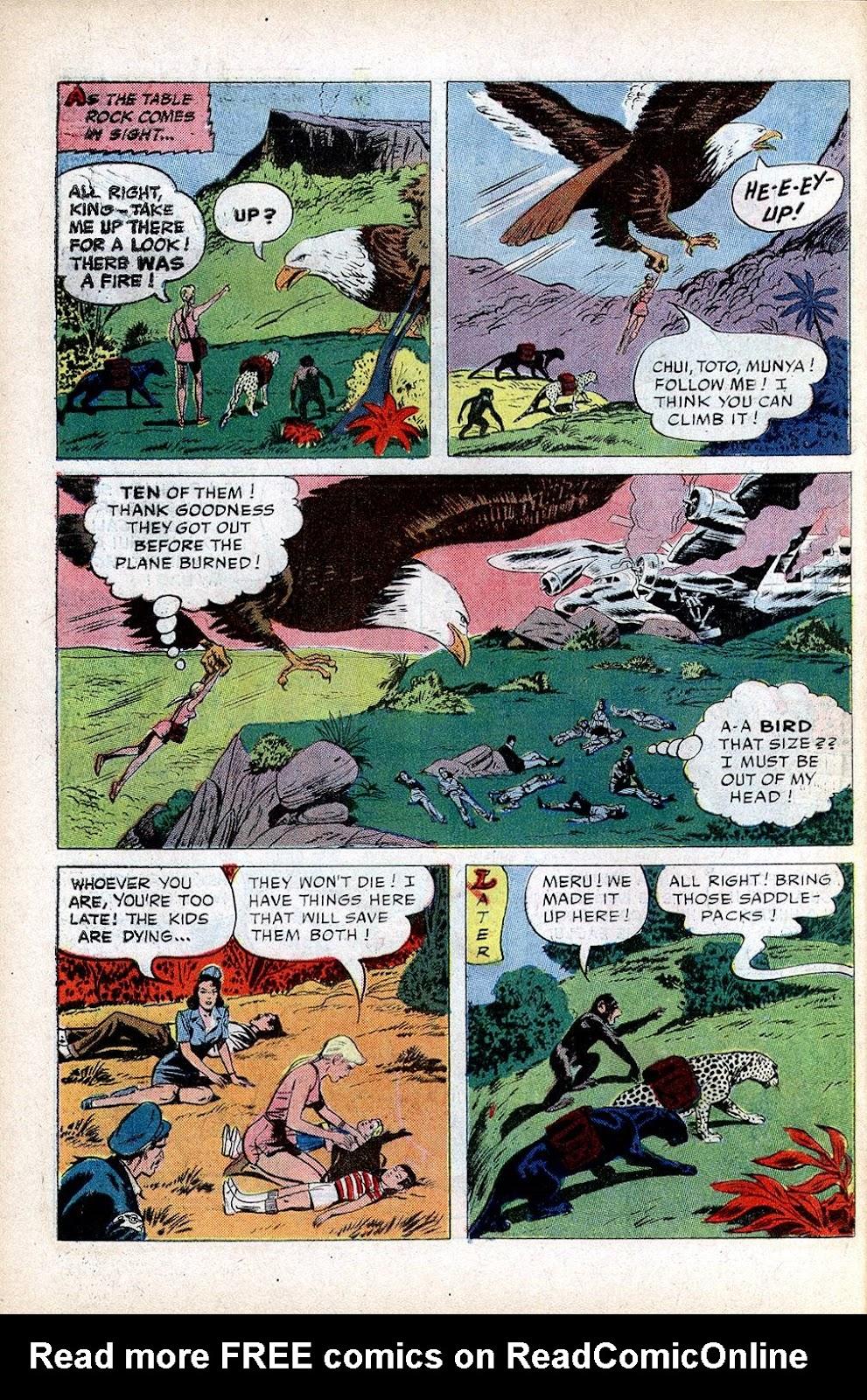 Tarzan (1962) issue 173 - Page 30