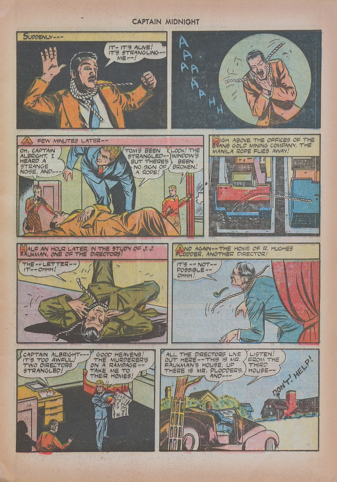 Captain Midnight (1942) issue 20 - Page 17