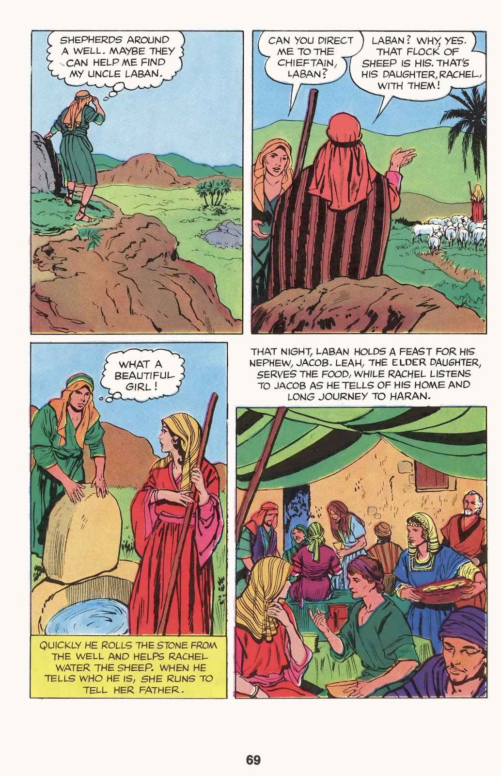 The Picture Bible issue TPB (Part 1) - Page 71