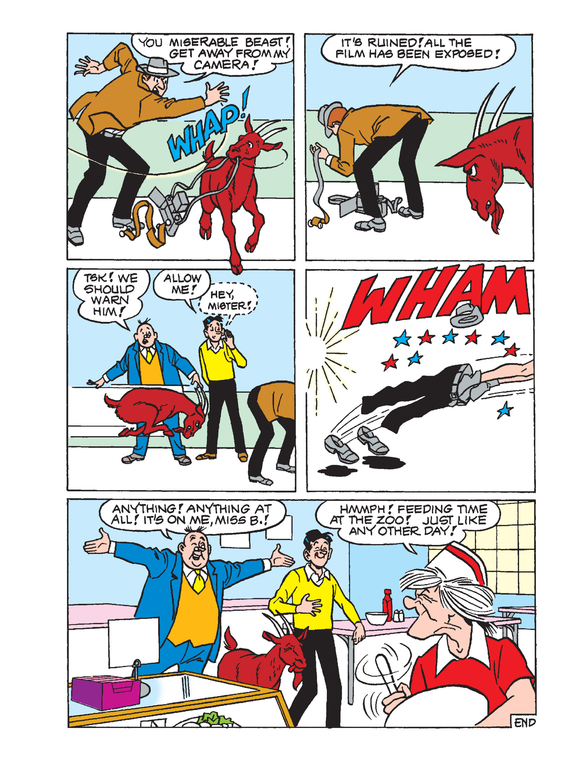 Read online Archie 1000 Page Comics Blowout! comic -  Issue # TPB (Part 1) - 131