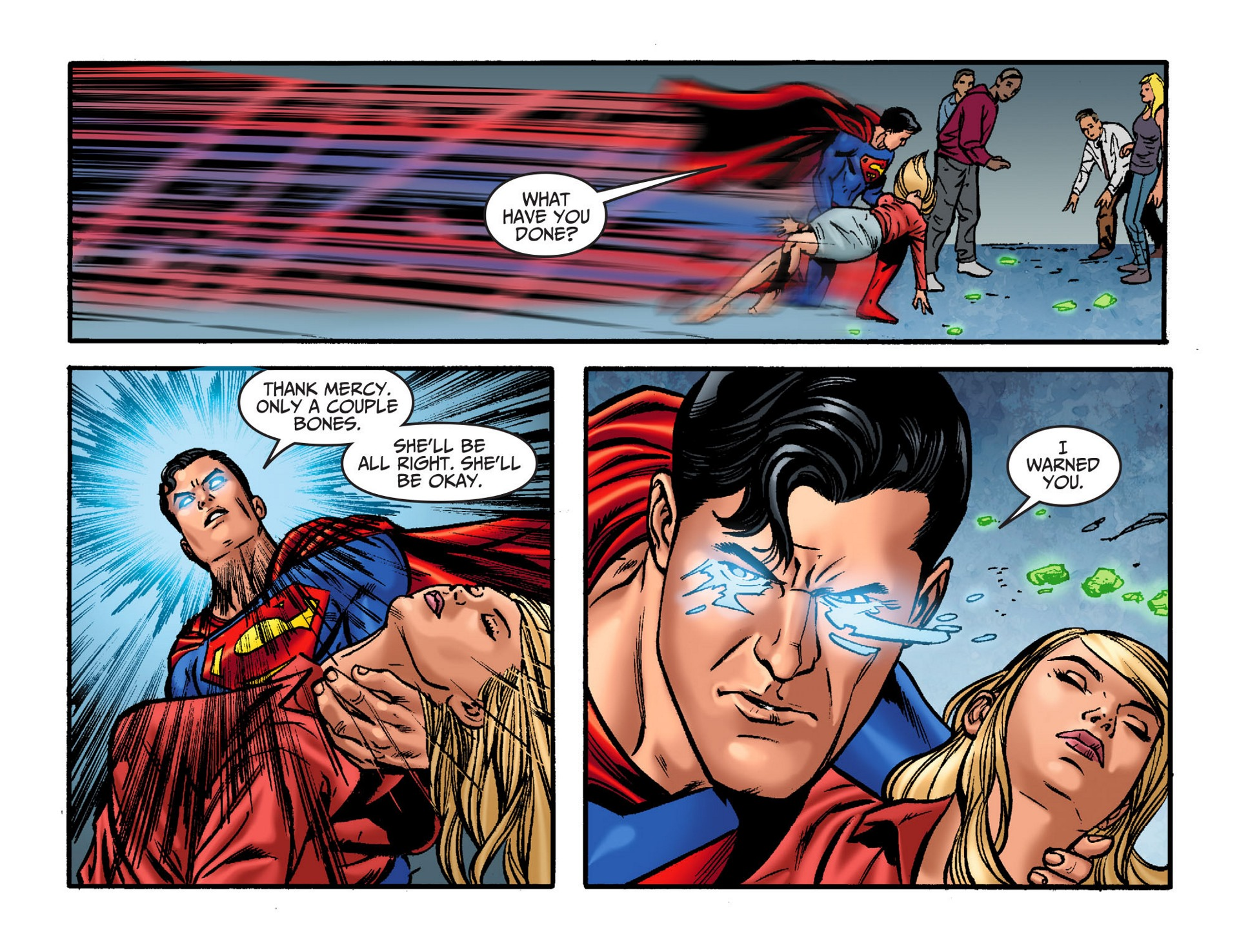 Read online Adventures of Superman [I] comic -  Issue #32 - 14