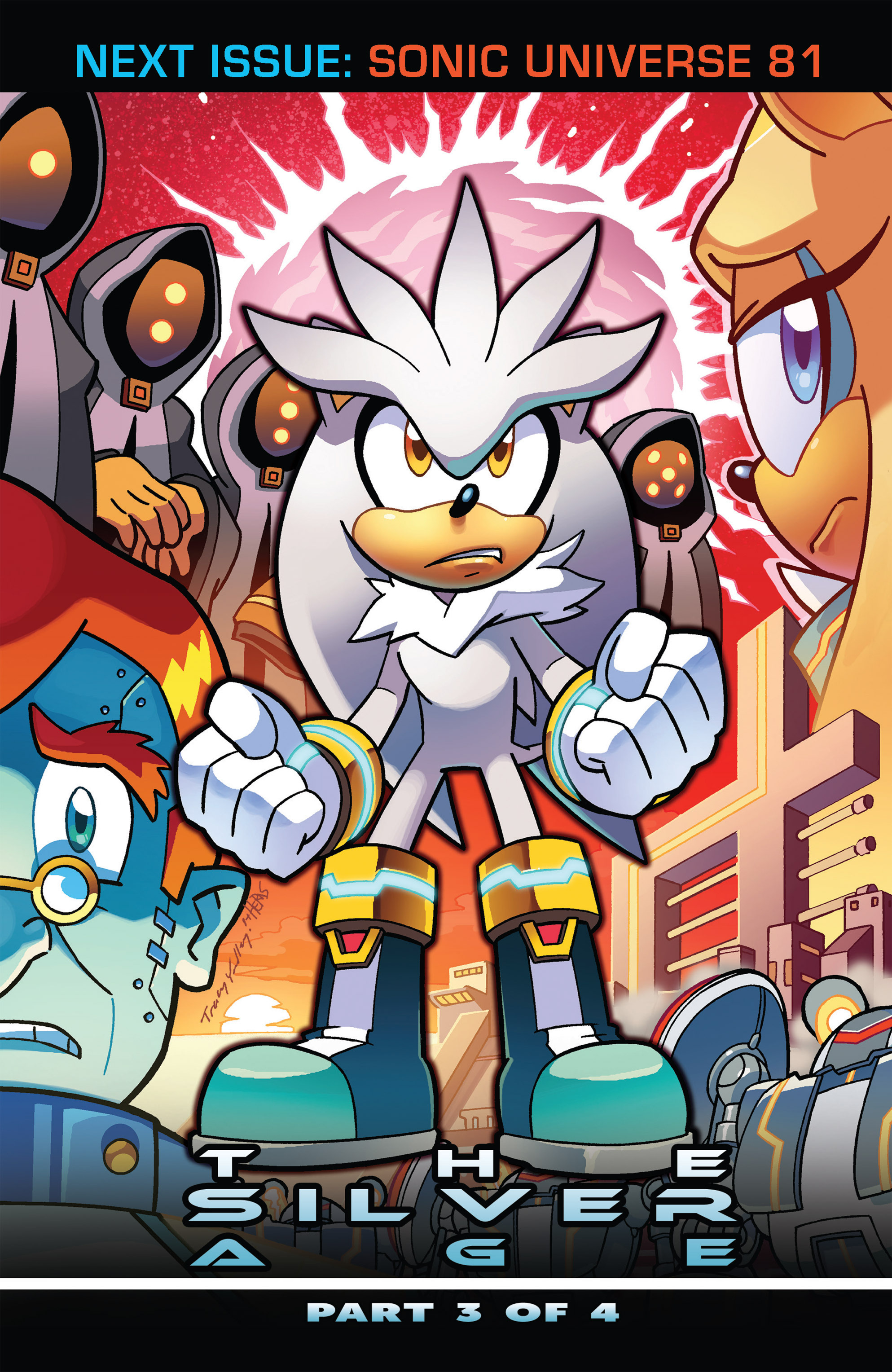 Read online Sonic Universe comic -  Issue #80 - 25