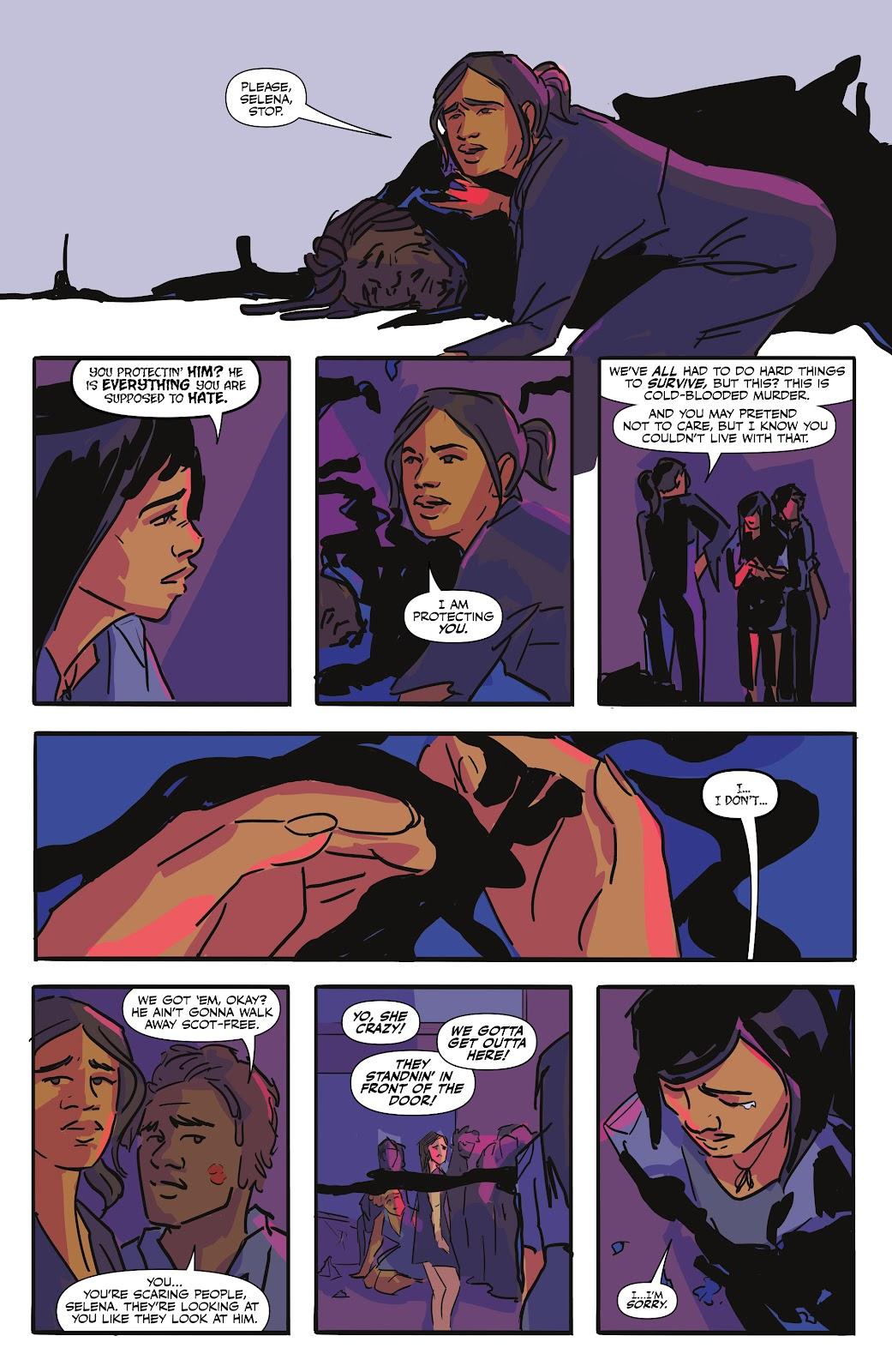 Read online Black (AF): Devil's Dye comic -  Issue #2 - 20
