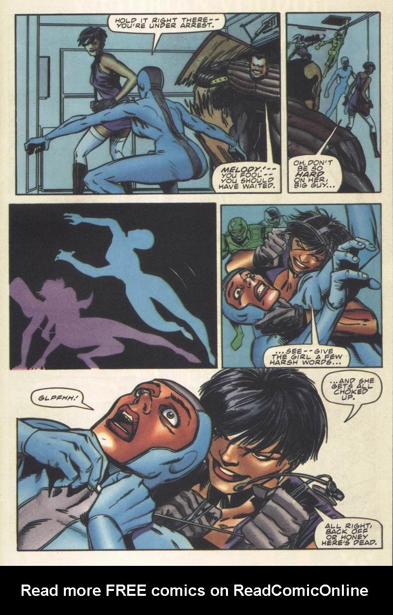 Read online Secret Weapons comic -  Issue #14 - 18