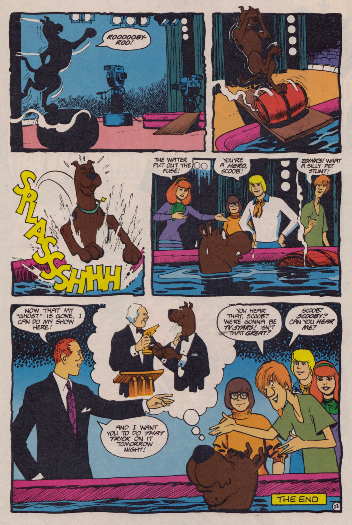 Read online Scooby-Doo (1995) comic -  Issue #10 - 23