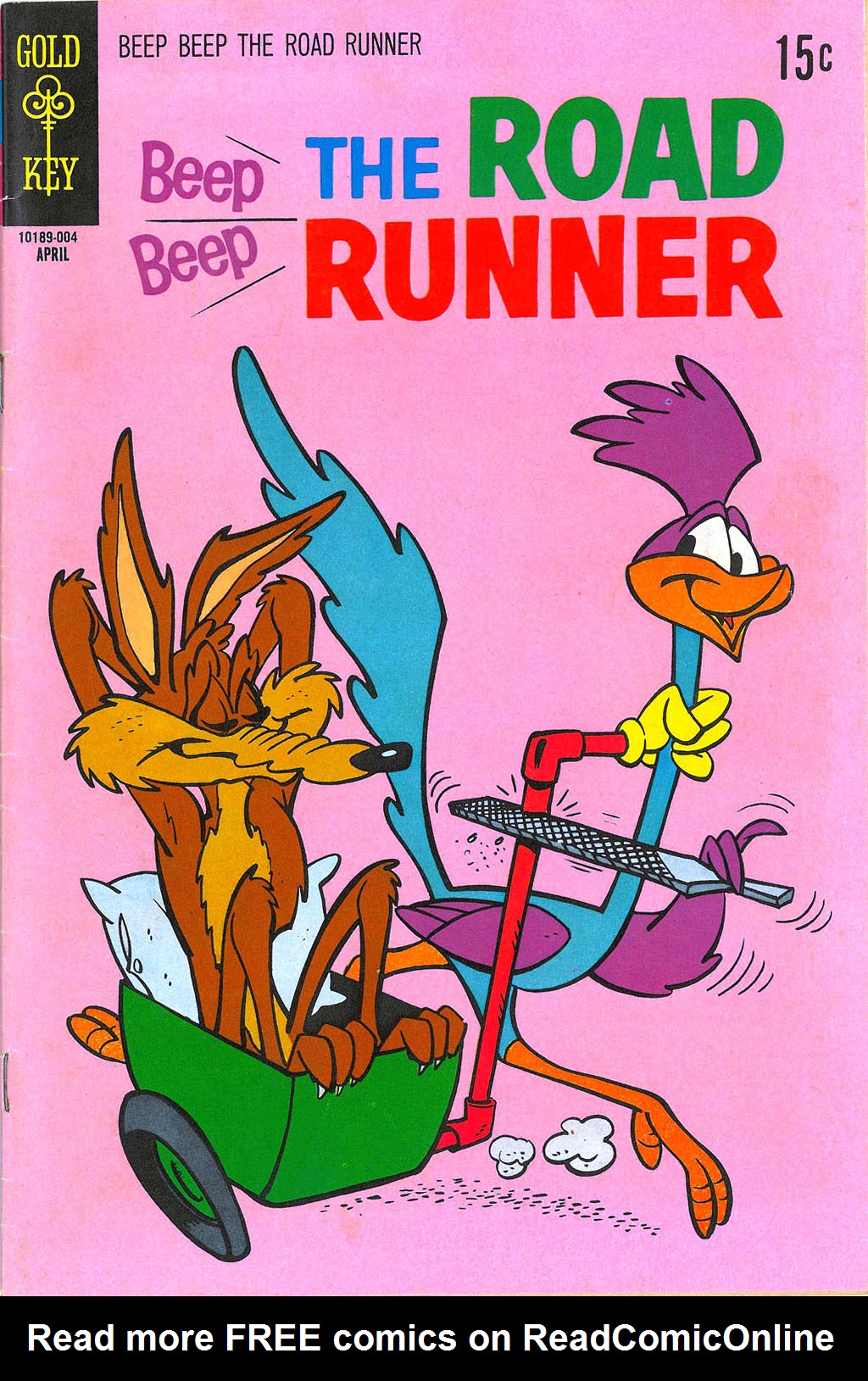 Beep Beep The Road Runner 17 Page 1